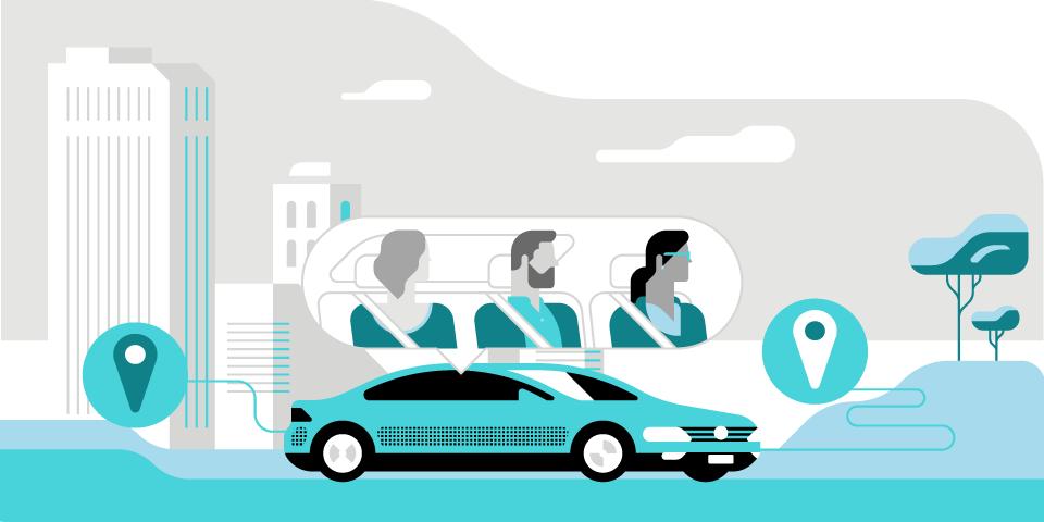 uberPOOL | Photo Credit: Uber
