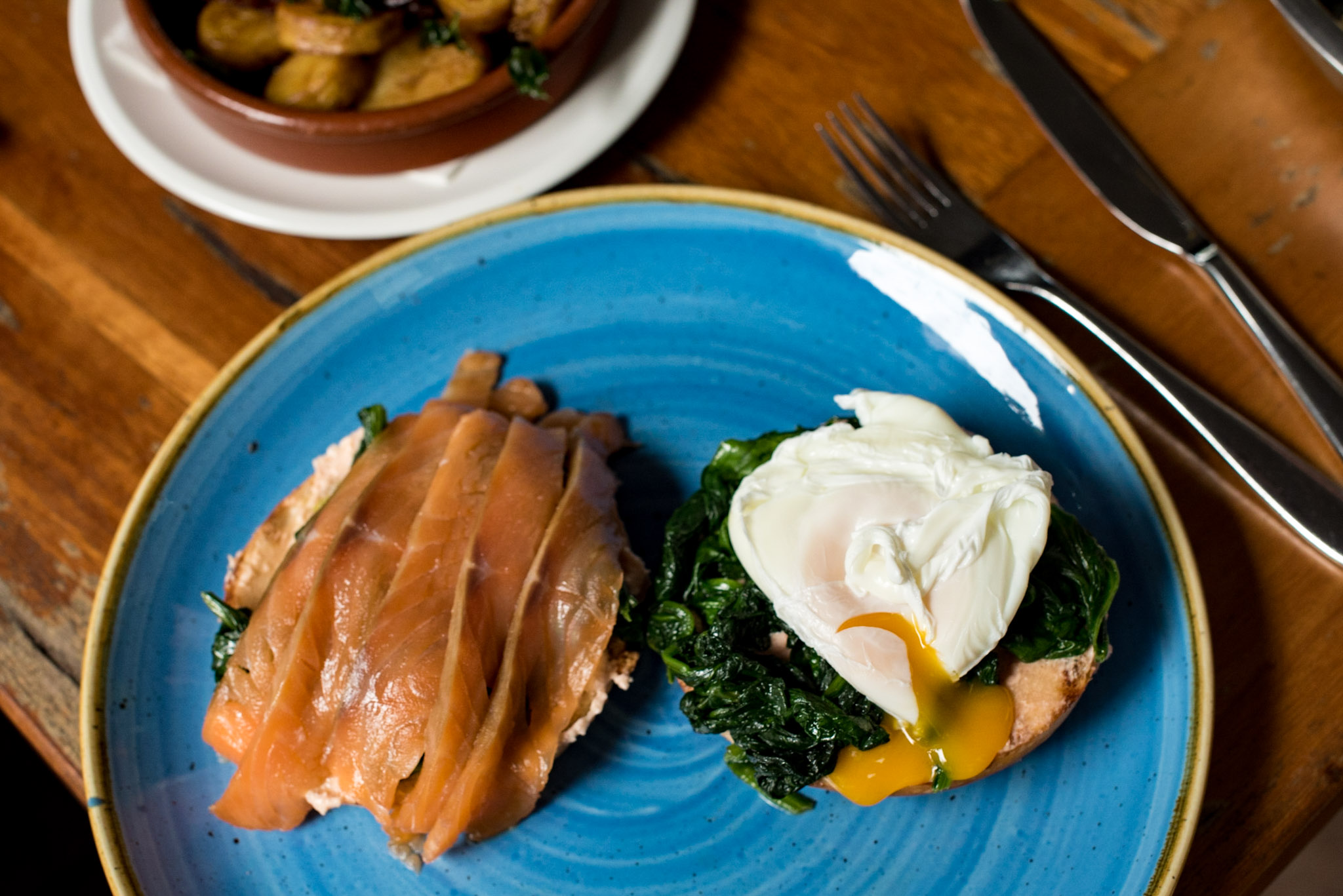 The City's Bagel & Eggs (S$28++)  Saturday Brunch - The Pelican Seafood Bar & Grill