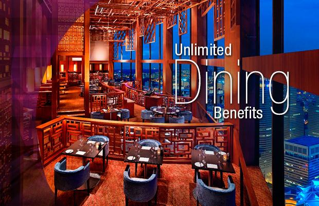 Far Card Dining Privileges | Photo Credit: The Far Card