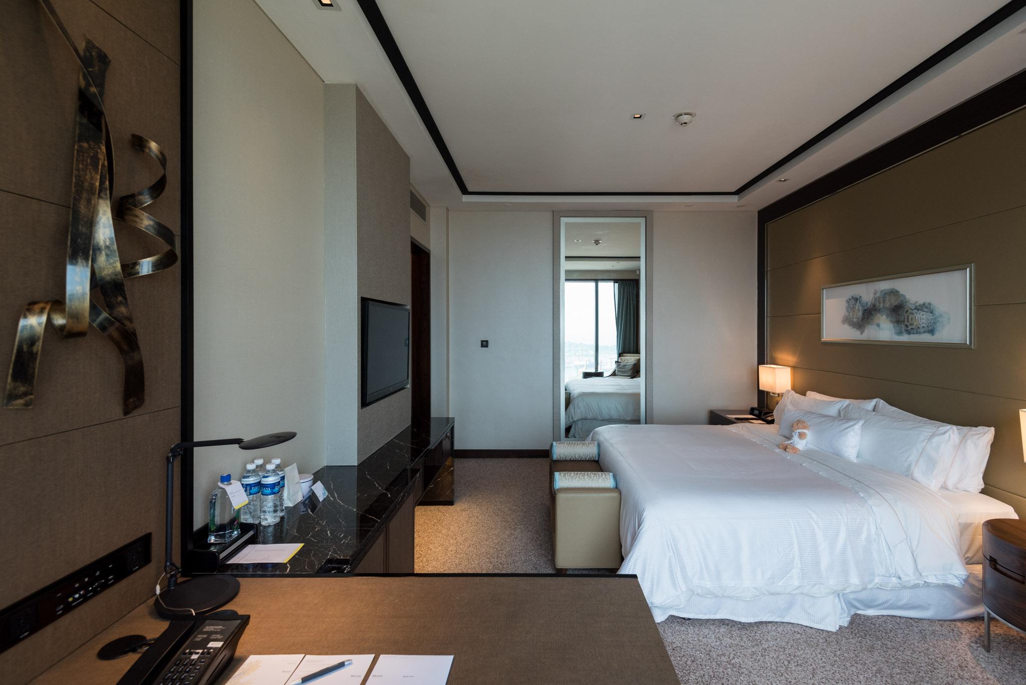 Premier Room  The Westin Singapore