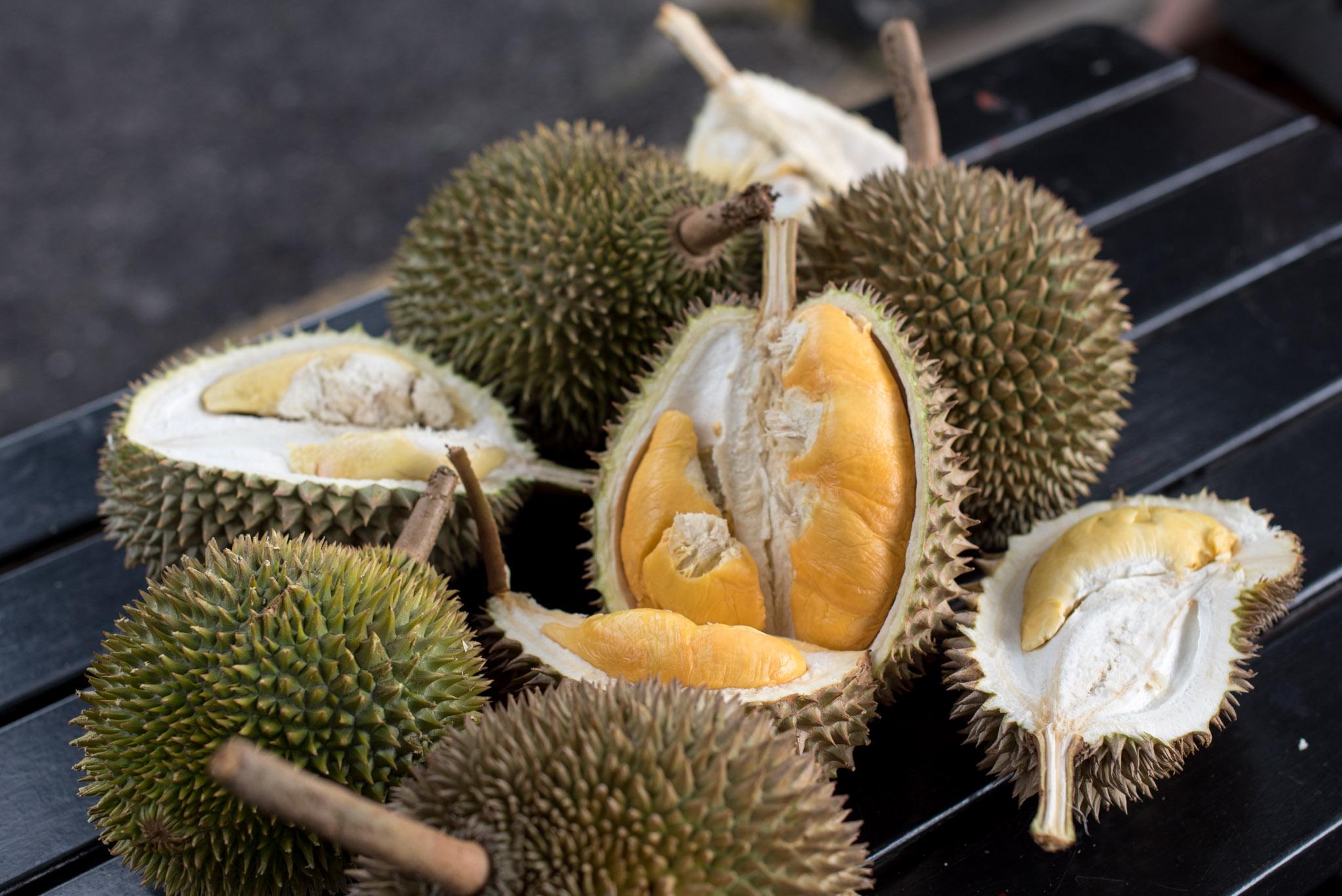 Durian Shack     Shangri-La's Rasa Sayang Resort & Spa, Penang