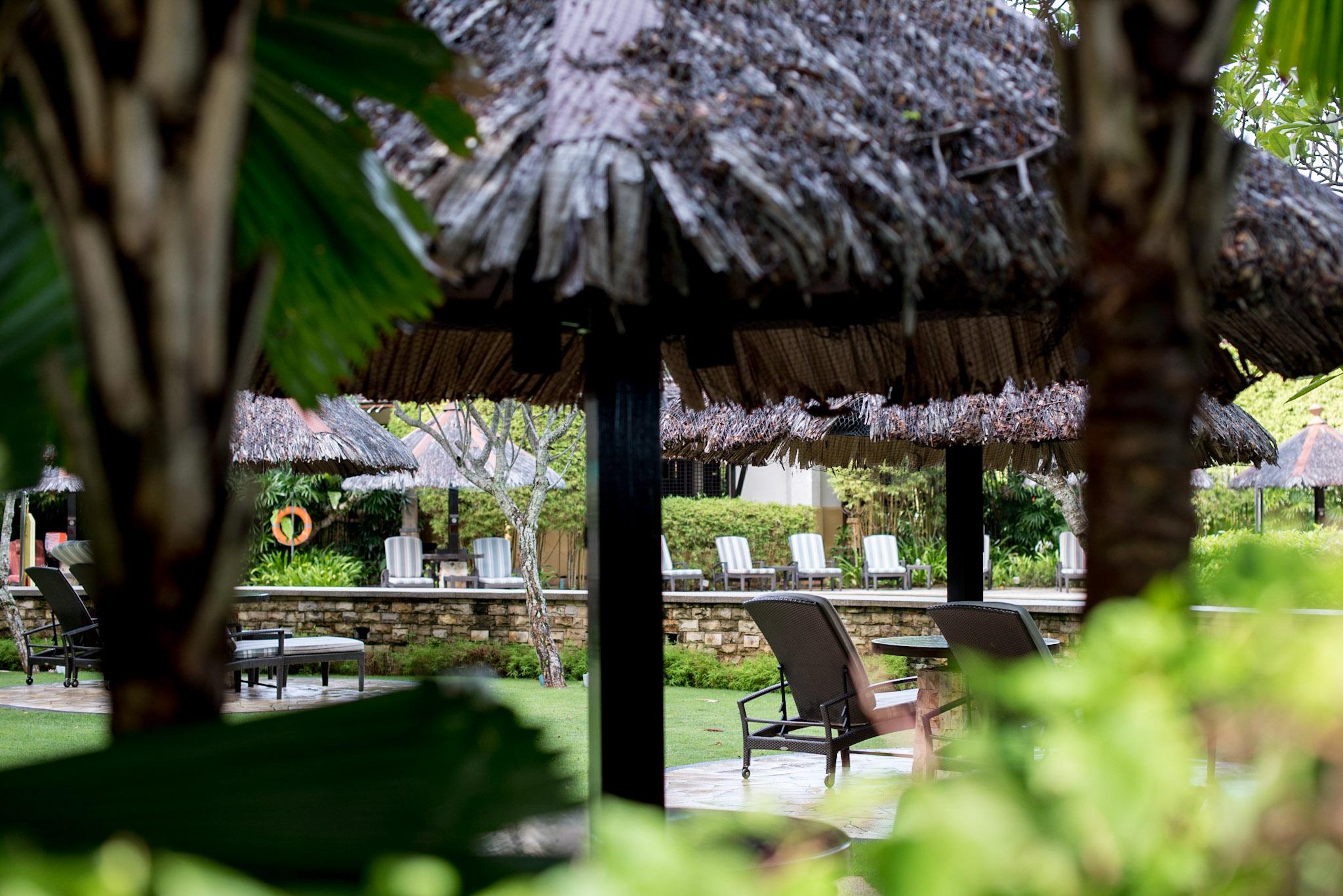 Rasa Wing Pool    Shangri-La's Rasa Sayang Resort & Spa, Penang