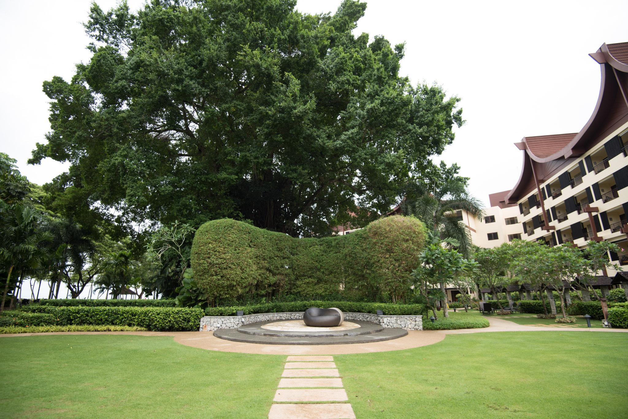 Banyan Tree Garden  Shangri-La's Rasa Sayang Resort & Spa, Penang