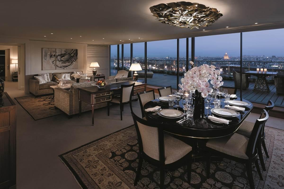 Use KrisFlyer Miles for Free Stays at Shangri-La Hotels and Resorts   Photo Credit:Shangri-La Hotel, Paris