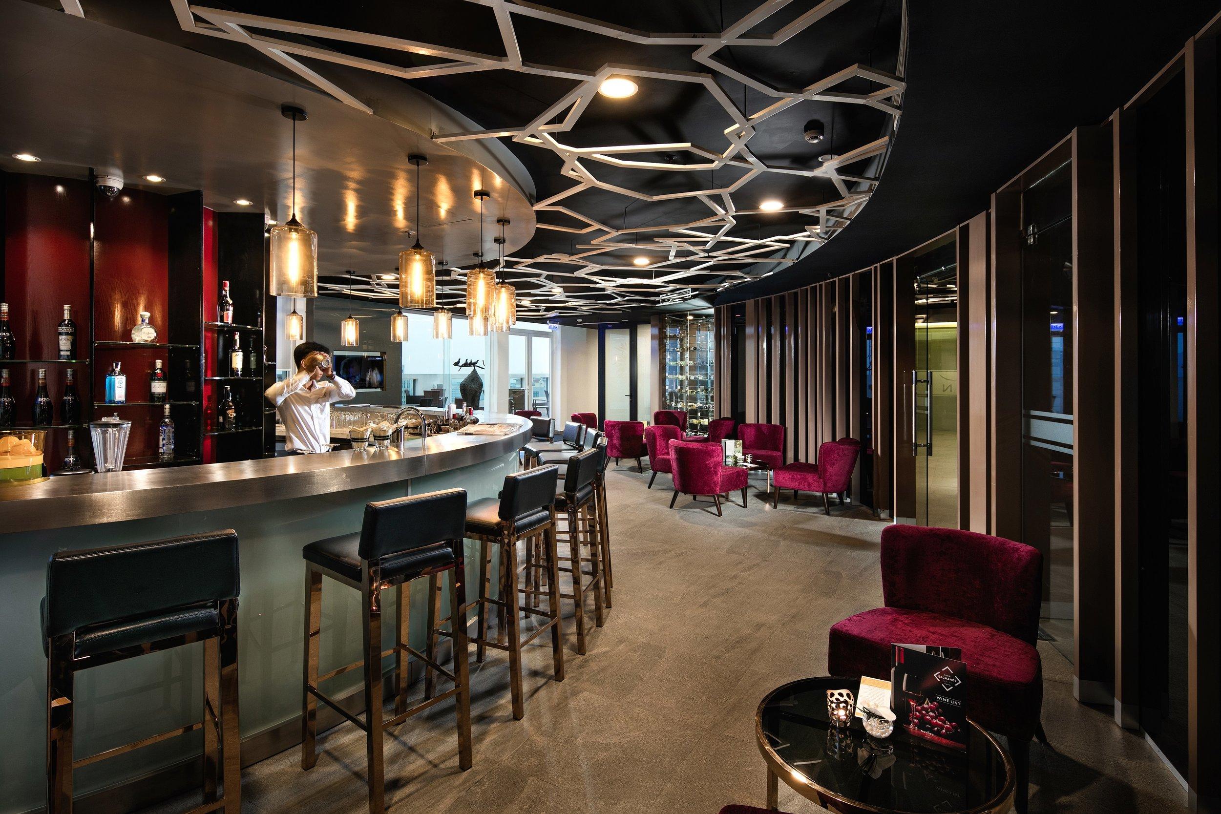 Bar | Photo Credit: Novotel Suites Hanoi