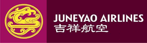 Juneyao Airlines Logo | Photo Credit: Juneyao Airlines