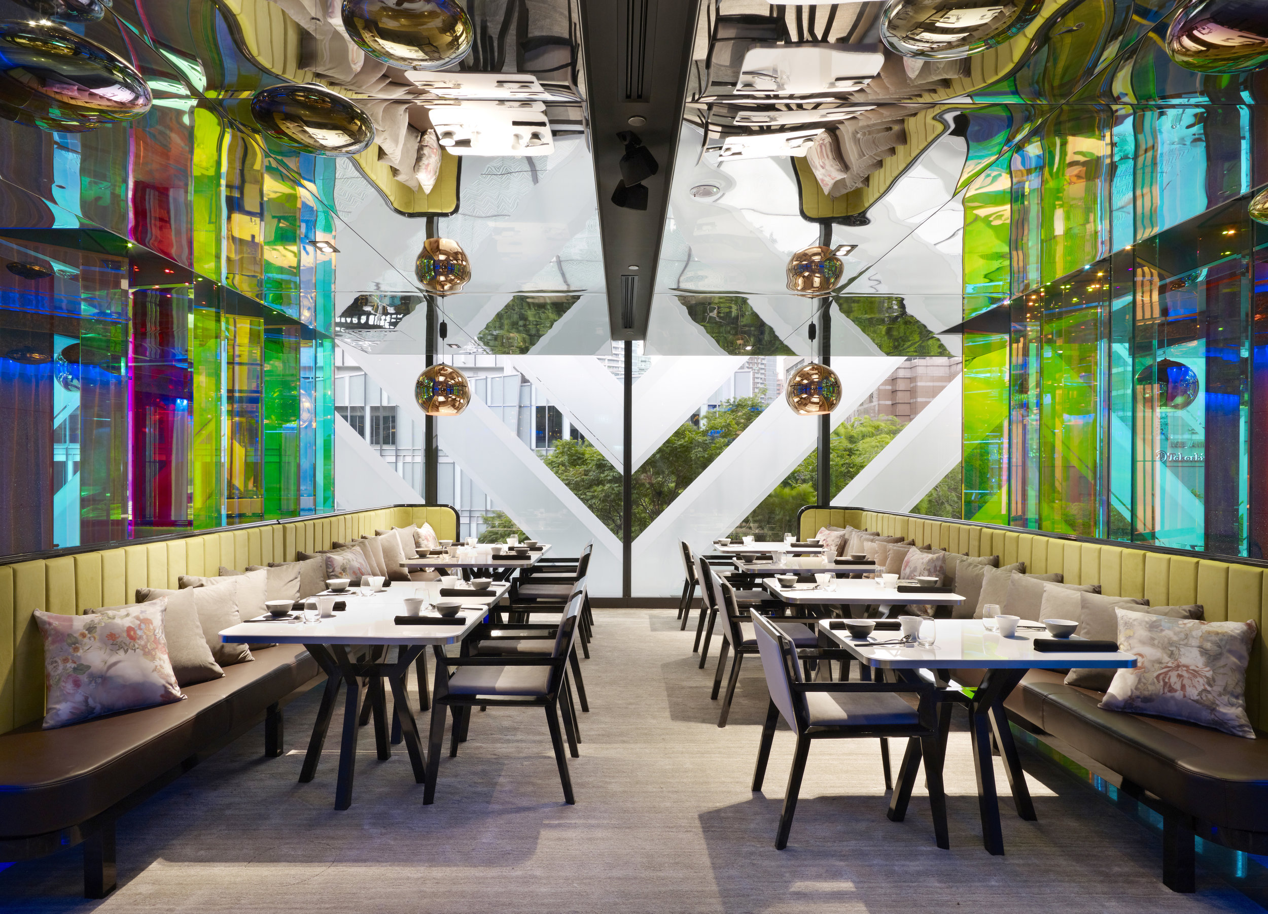 Dining Area   Photo Credit: Mitzo Restaurant & Bar
