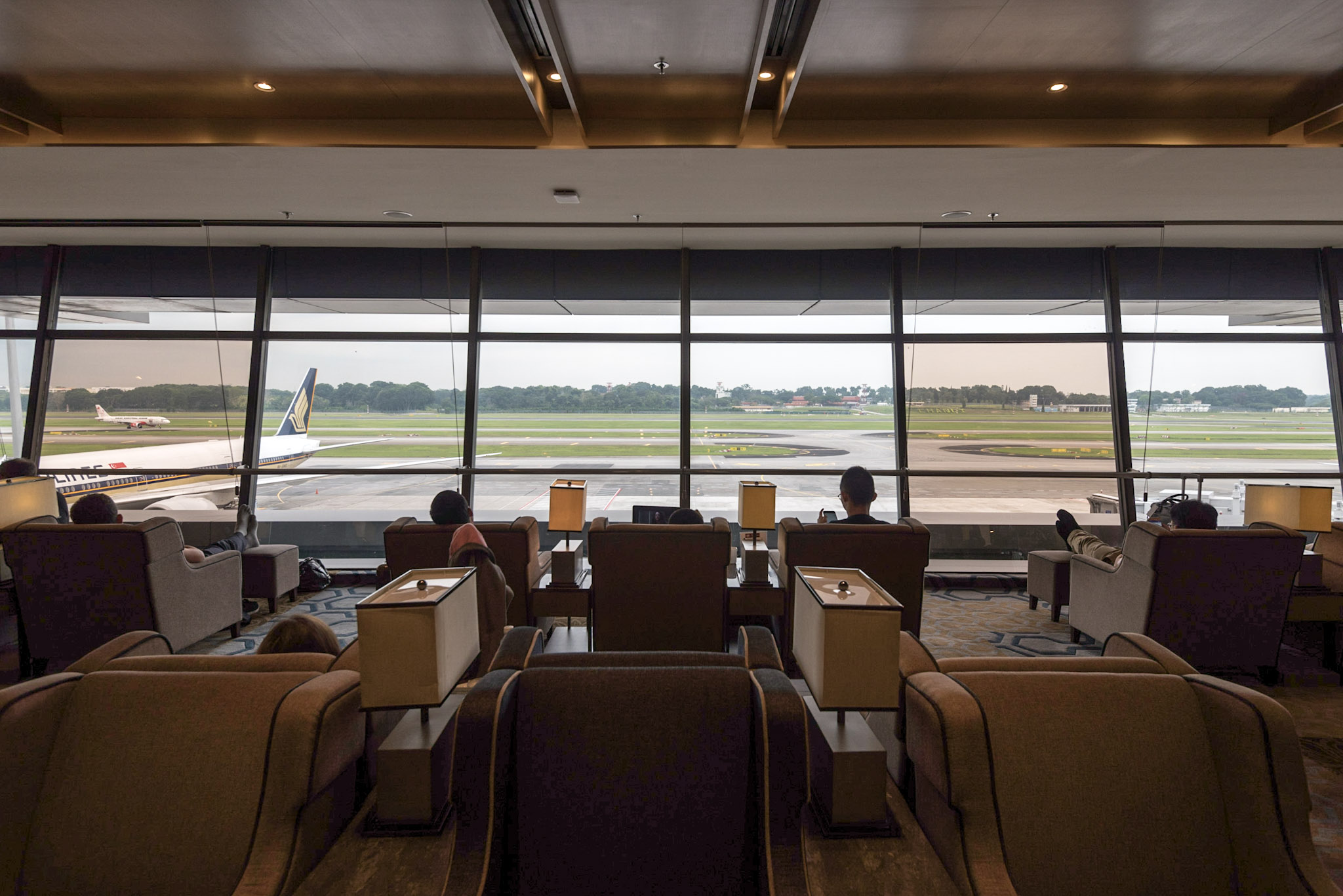 Plaza Premium Lounge (Singapore Changi Airport)