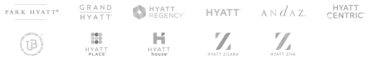 Hyatt's Portfolio of Brands | Photo Credit: Hyatt