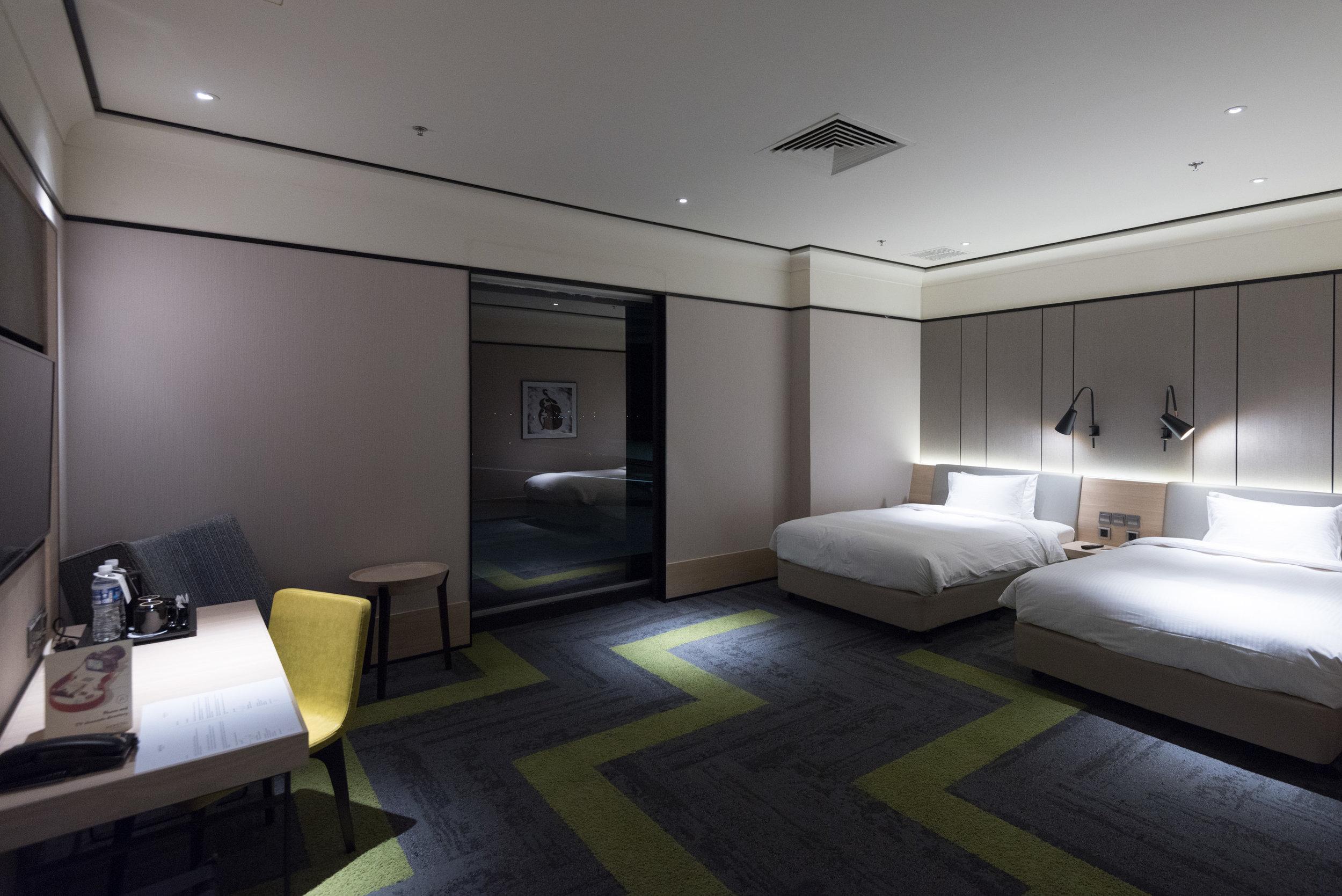 M Room (Twin)  Aerotel Singapore - Changi Airport, Singapore