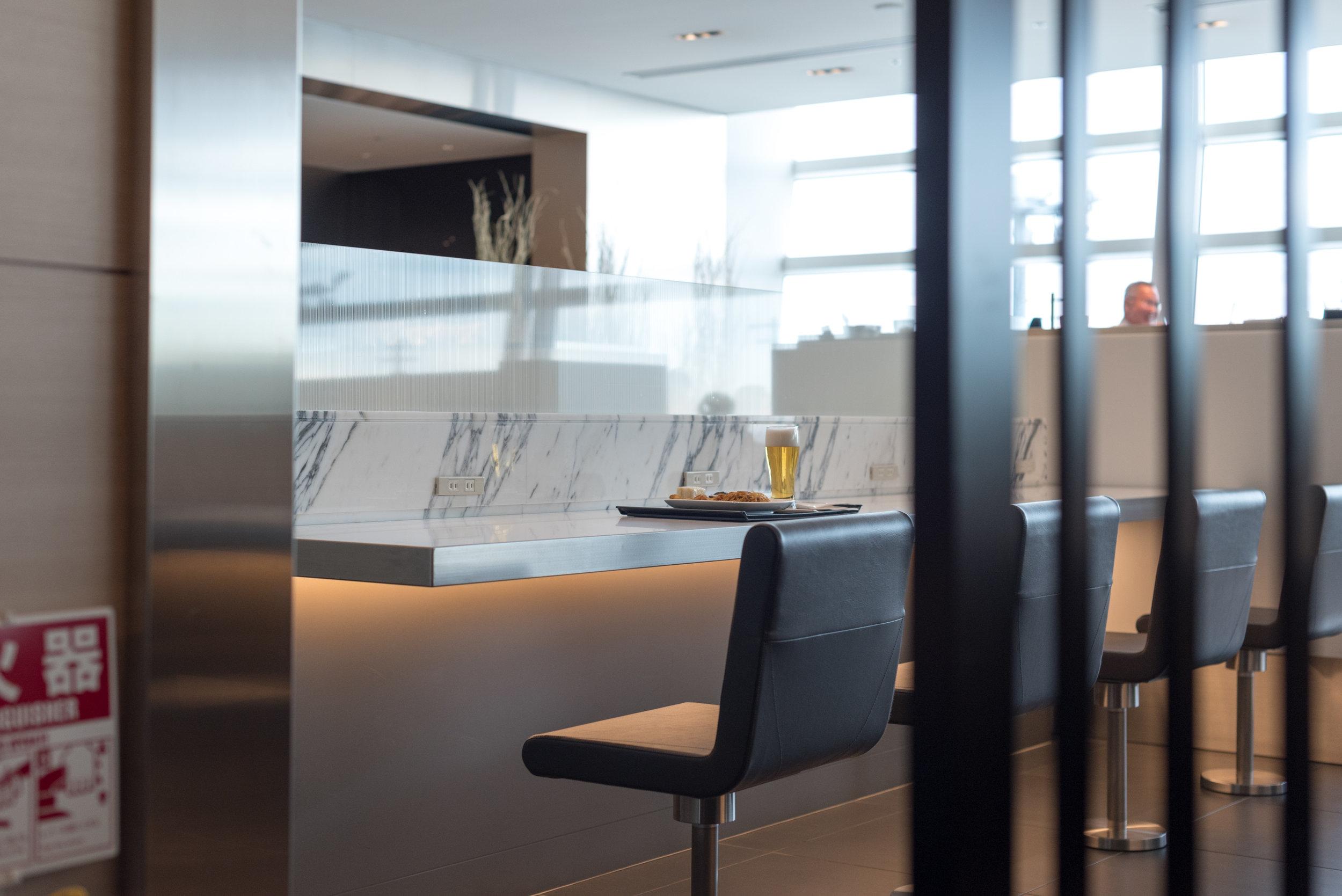 ANA Lounge  Haneda Airport International Terminal