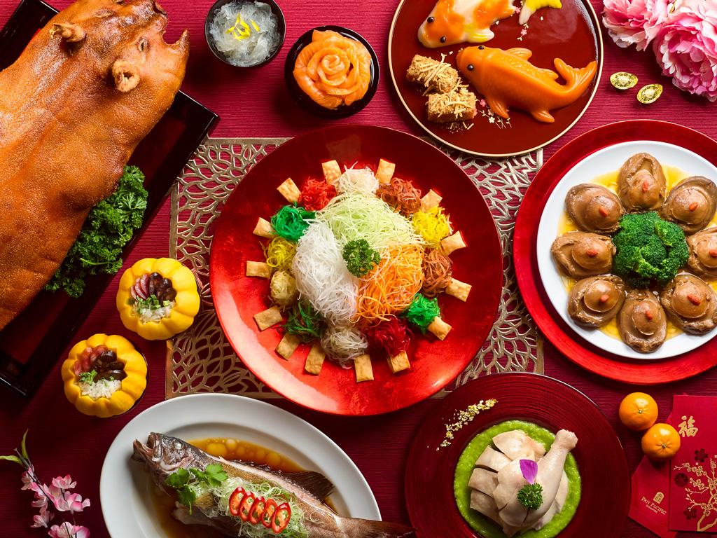 Opulence Success Set Menu at Hai Tien Lo | Photo Credit: Pan Pacific Singapore