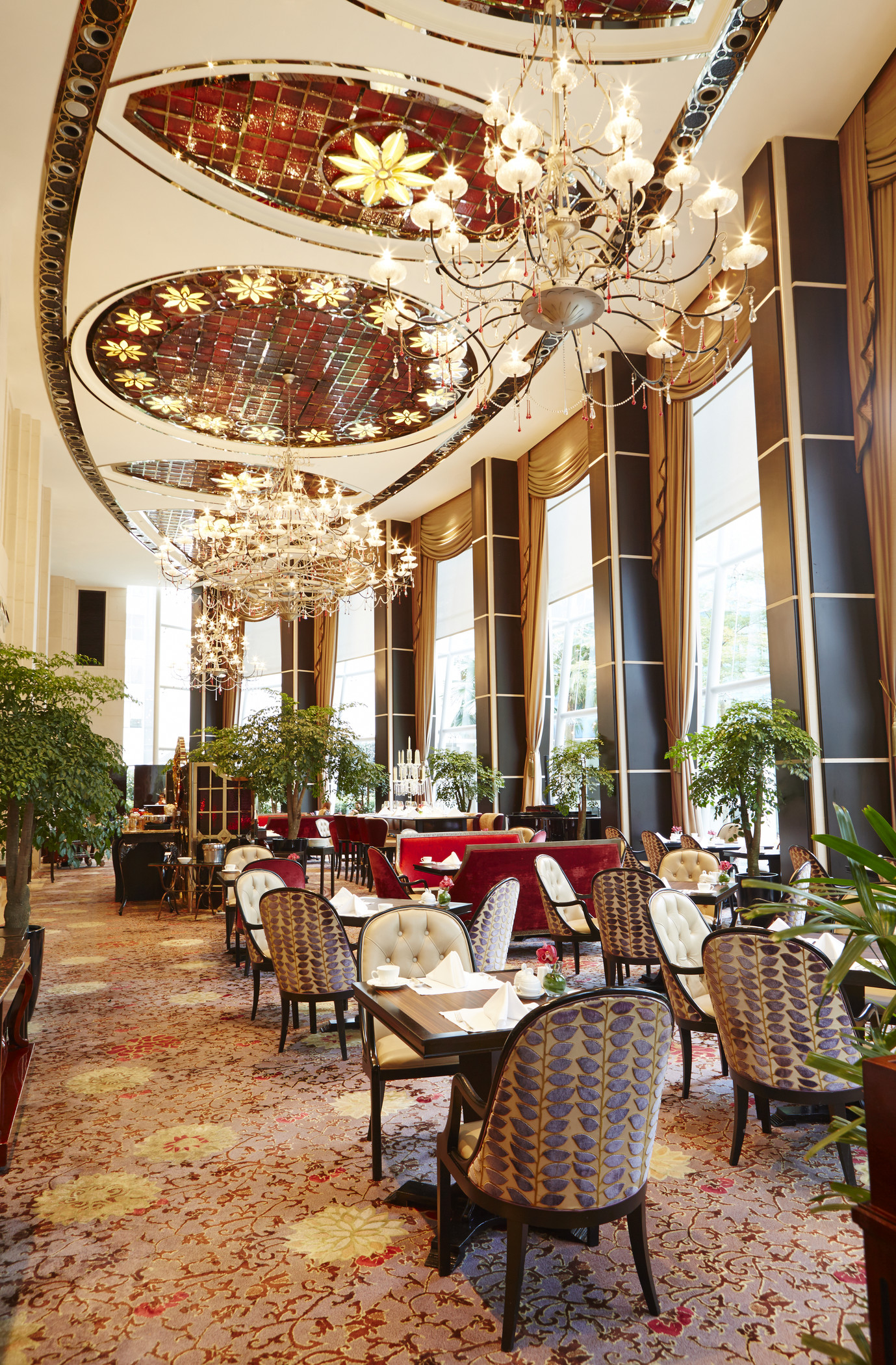 Brasserie Les Saveurs | Photo Credit: The St. Regis Singapore