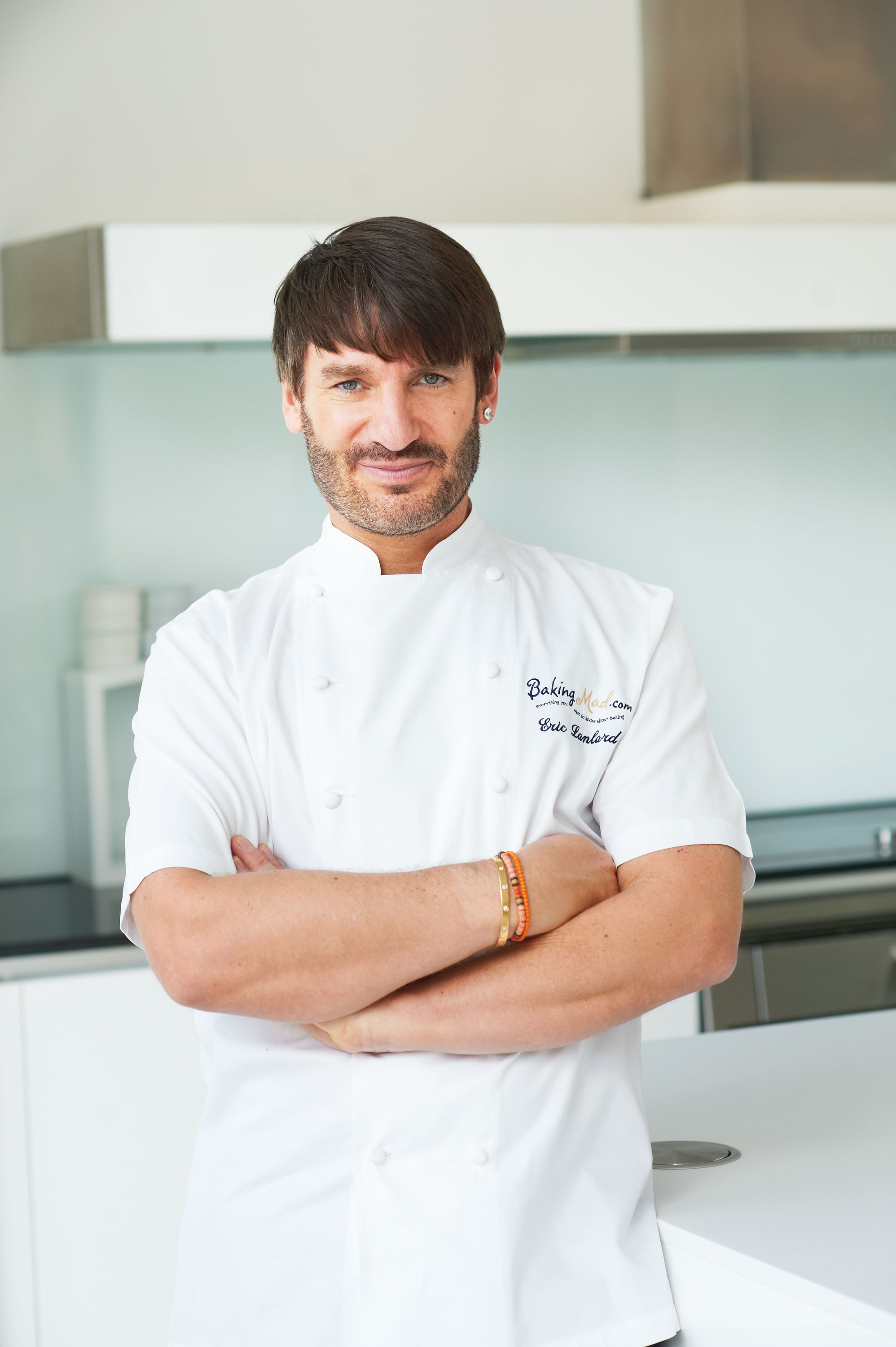 French Master Pattisier Éric Lanlard