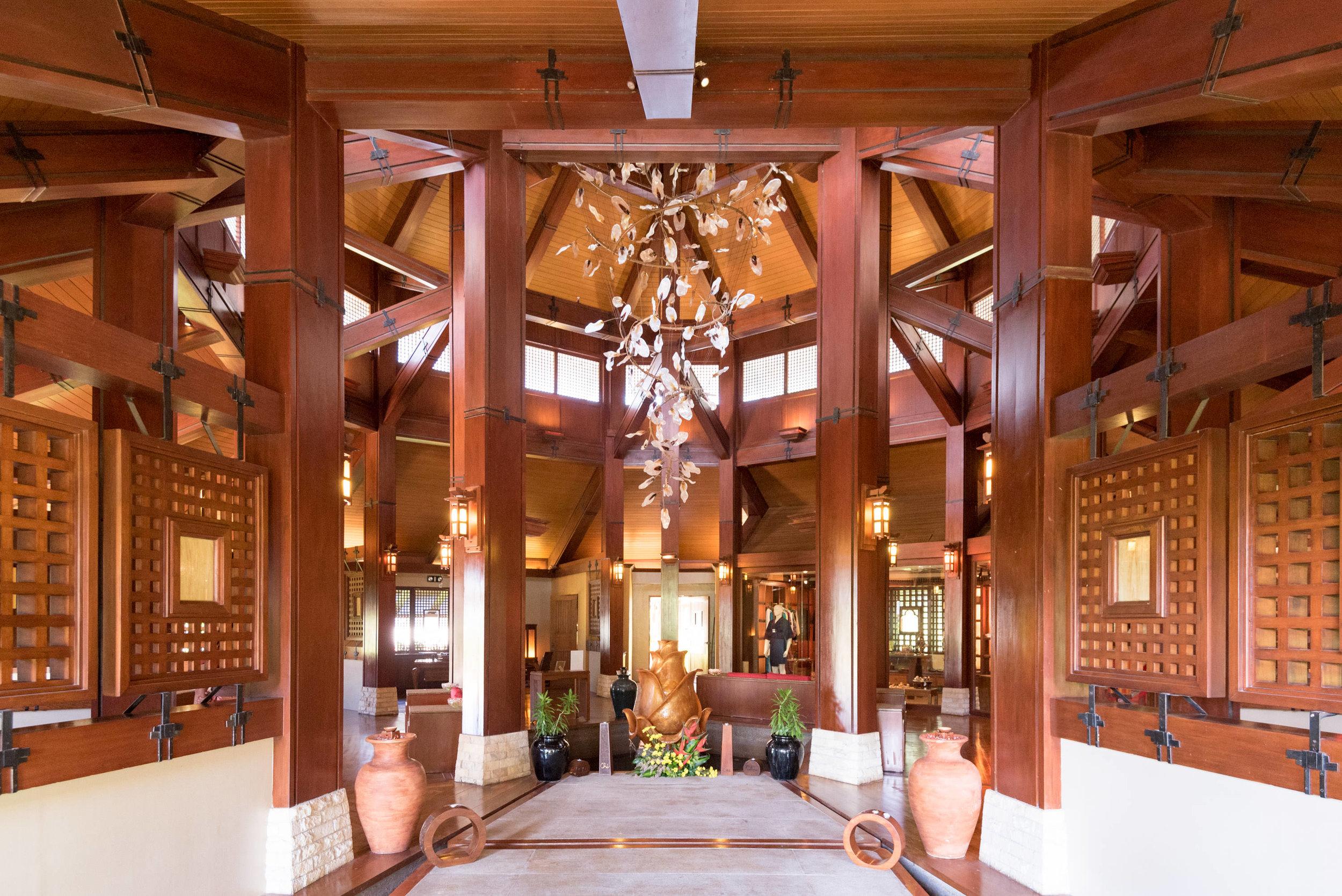CHI, The Spa at Shangri-La  Shangri-La's Mactan Resort and Spa, Cebu