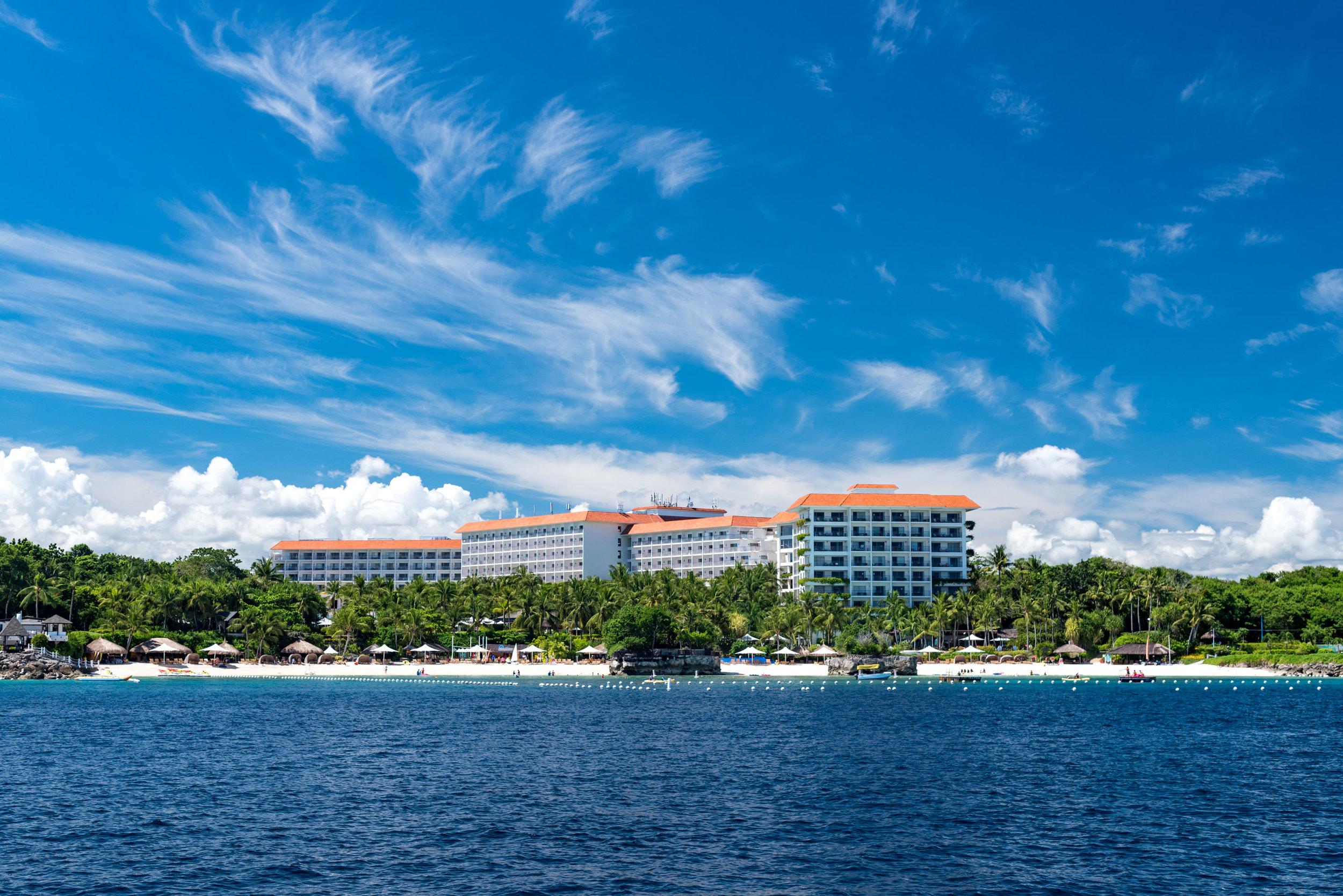 Resort Exterior  Shangri-La's Mactan Resort and Spa, Cebu