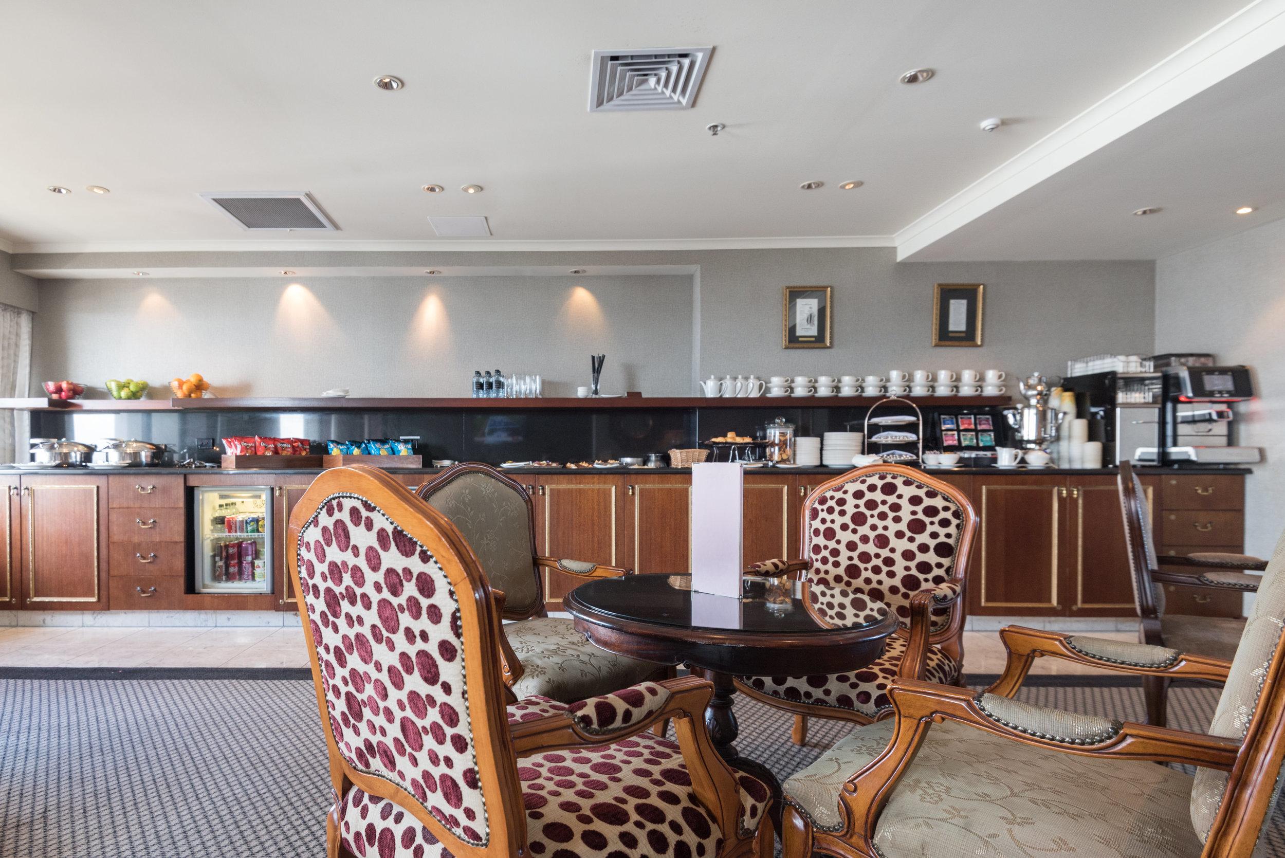 The Langham Club  Superior Room - The Langham, Auckland