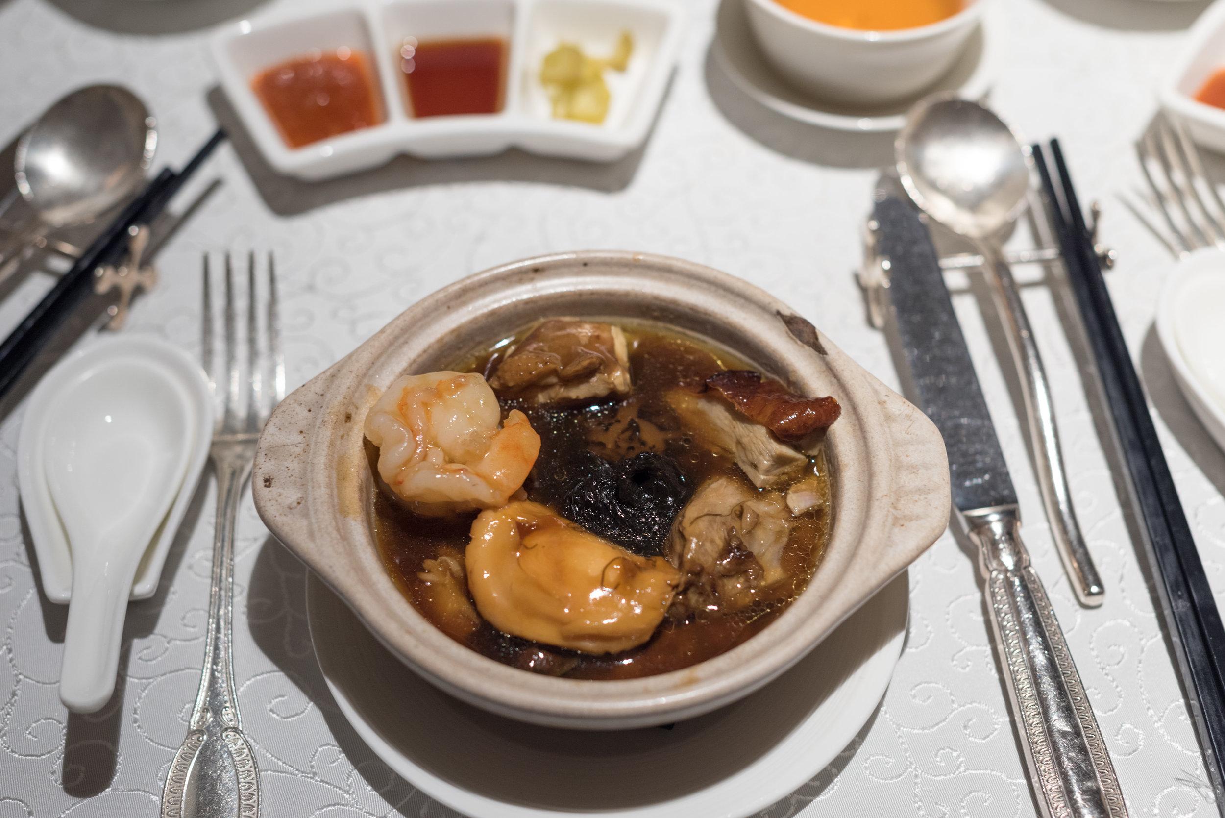 Chinese New Year Pun Choy   Yan Ting - The St. Regis Singapore