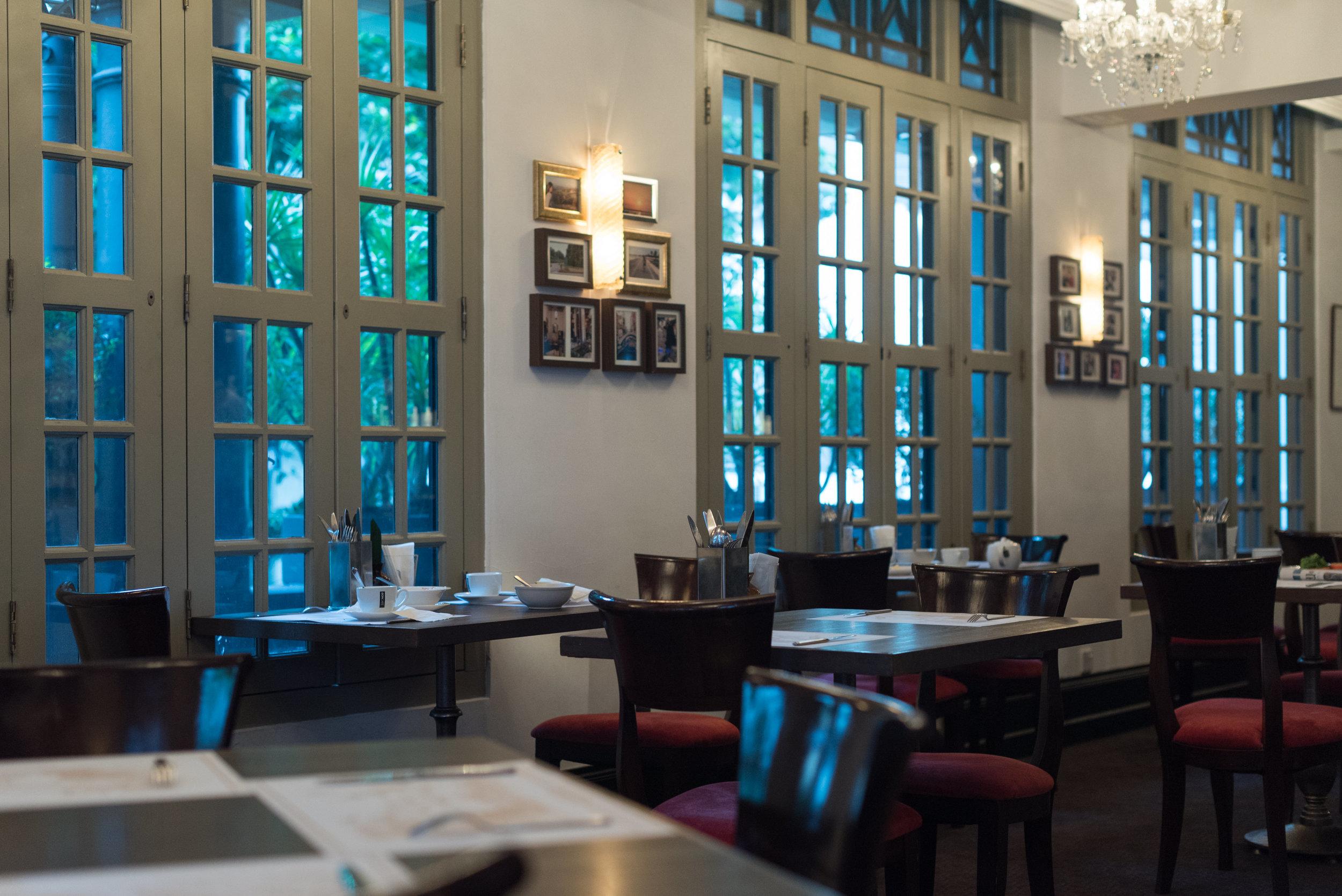 Buffet Breakfast  Casa Tartufo - The Scarlet Singapore