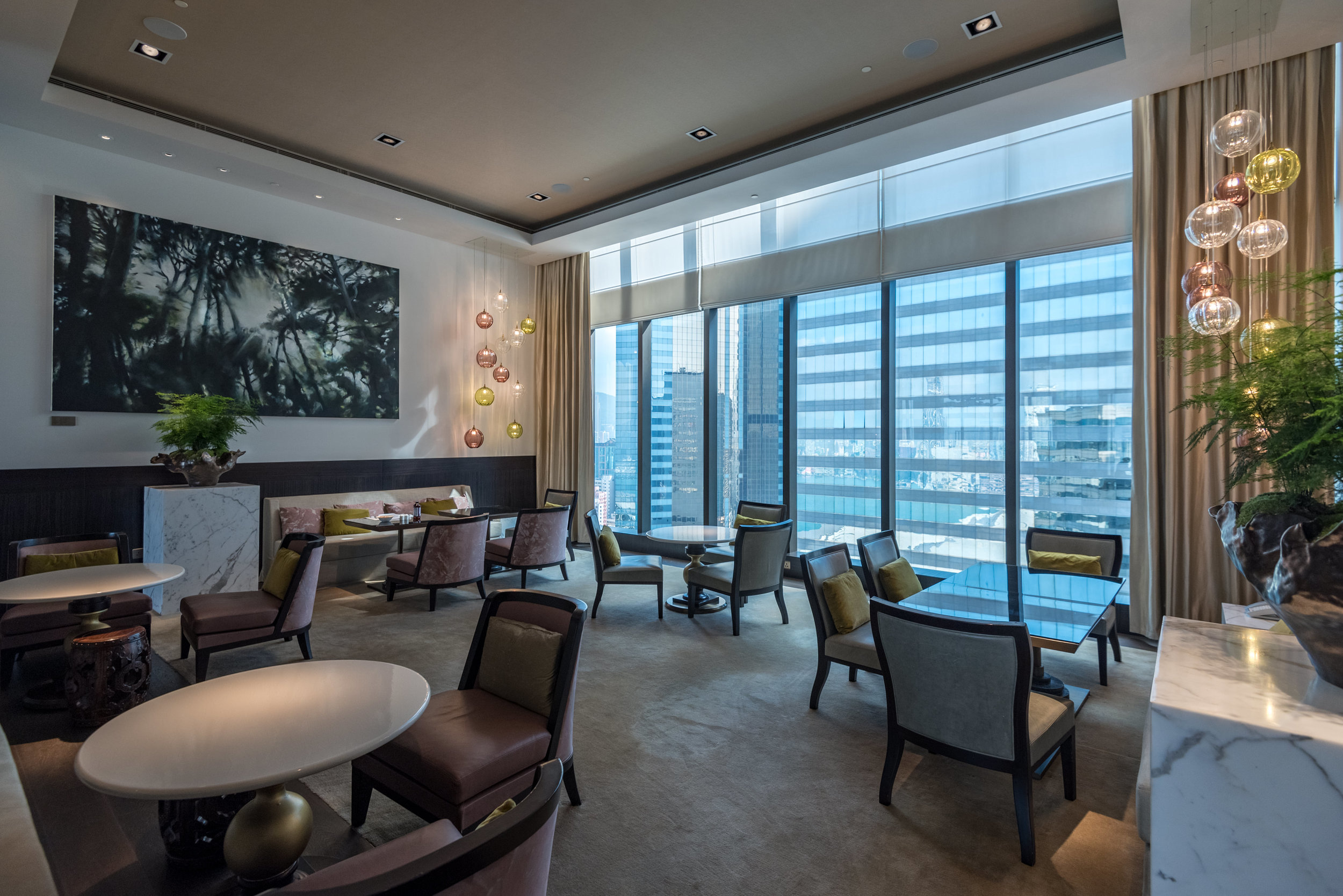 Grand Club  Grand Hyatt Hong Kong