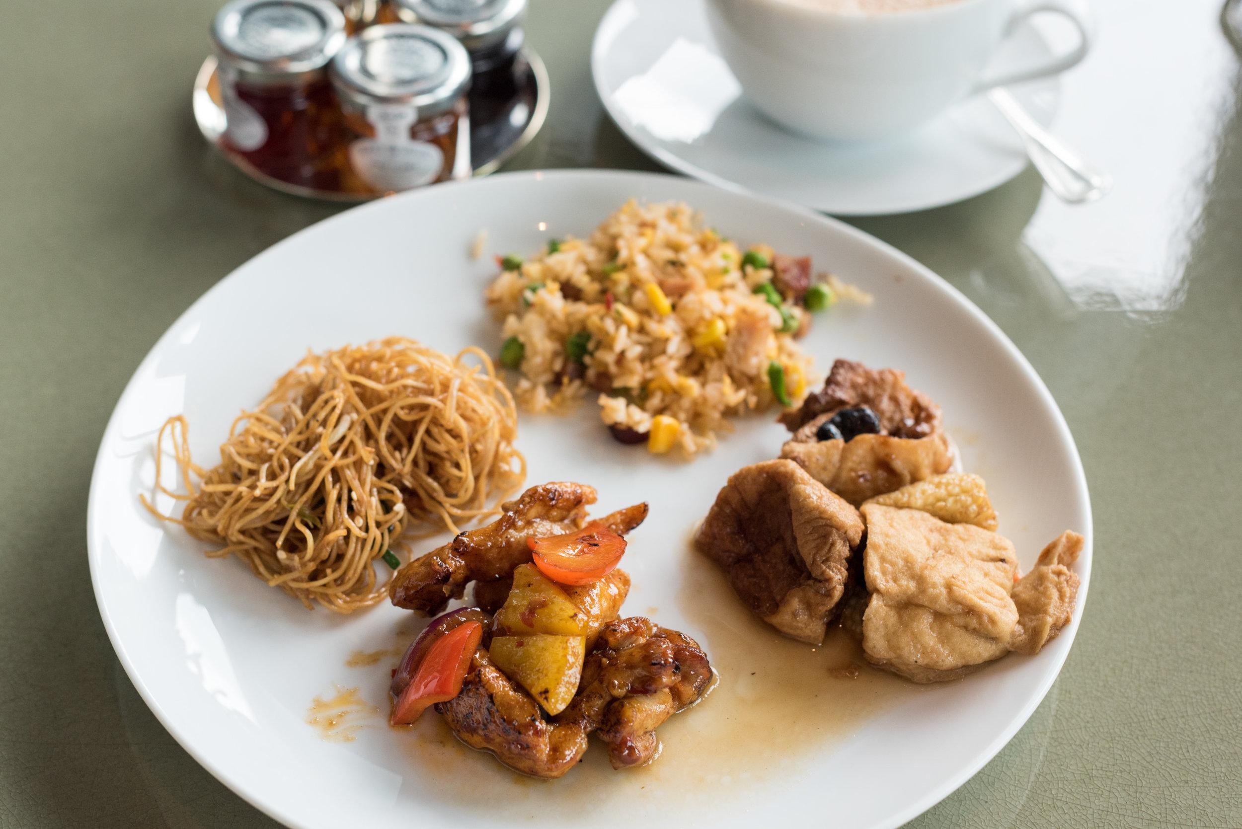 Buffet Breakfast   Grand Cafe - Grand Hyatt Hong Kong