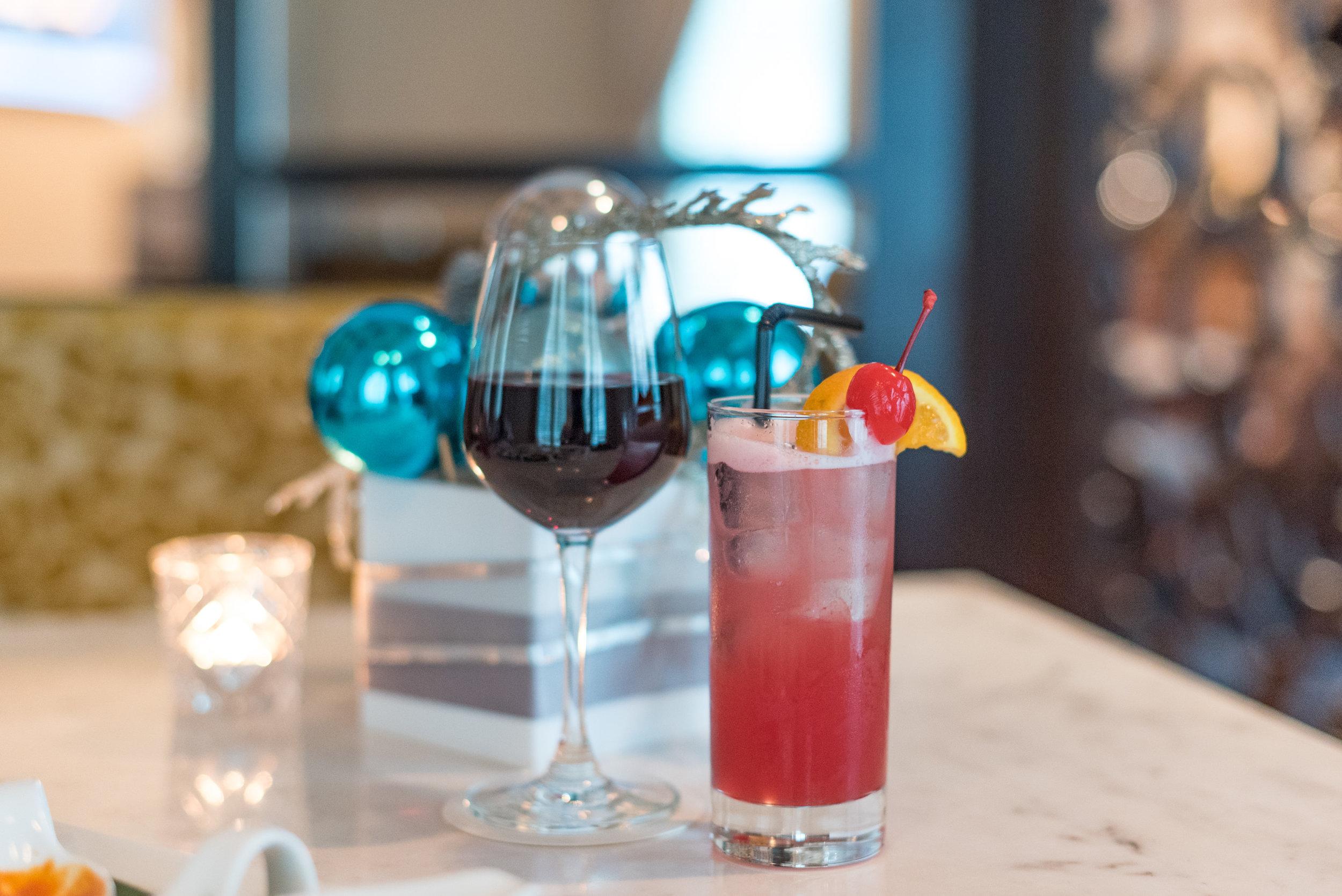 Evening Drinks and Canapés  Club InterContinental - InterContinental Singapore