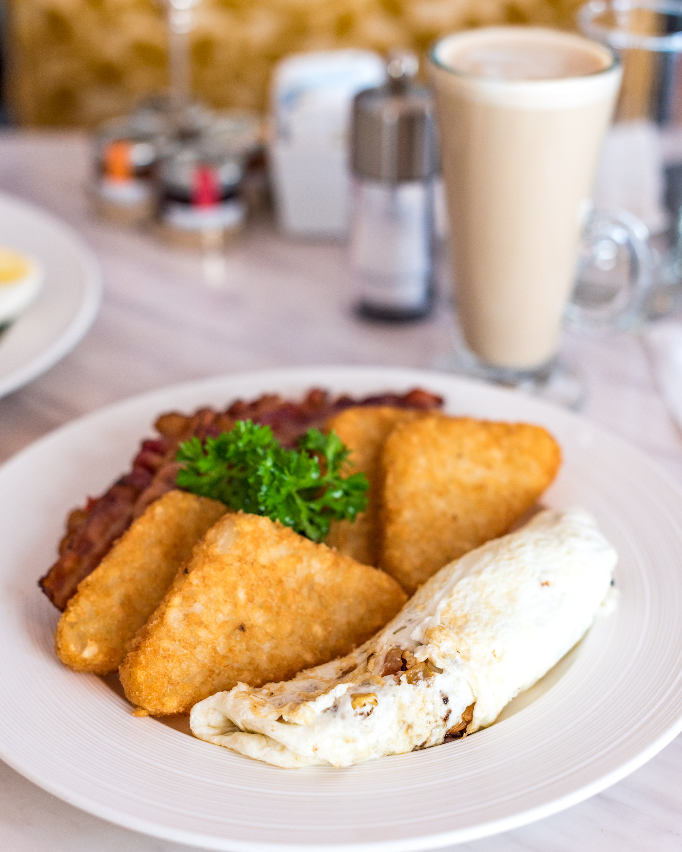 A La Carte Breakfast  Club InterContinental - InterContinental Singapore