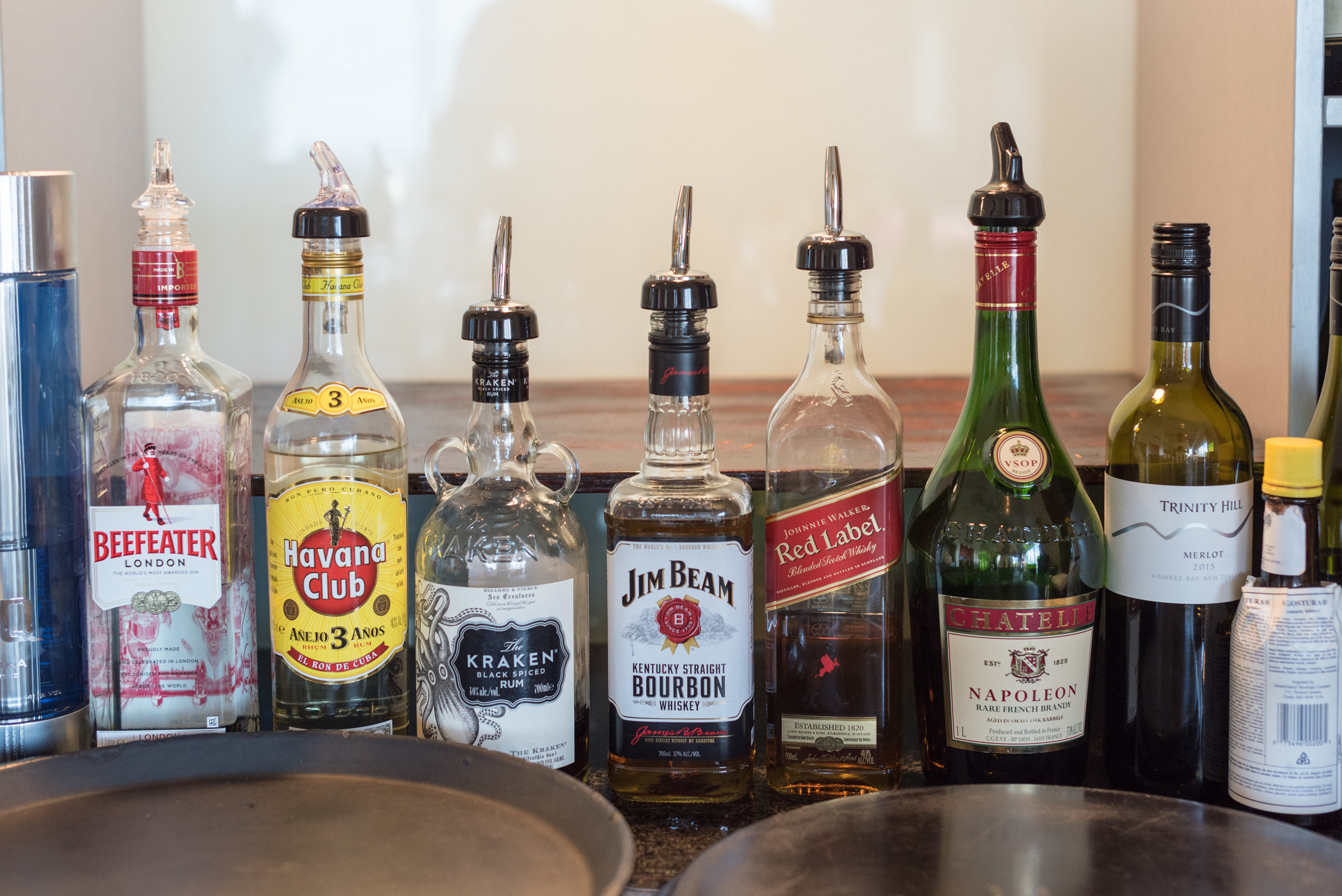 Evening Drinks and Canapes  Club Lounge - Crowne Plaza Auckland