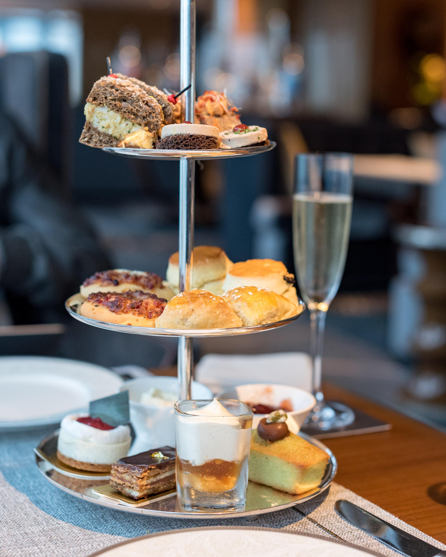 Afternoon Tea  Ritz-Carlton Club - The Ritz-Carlton, Hong Kong