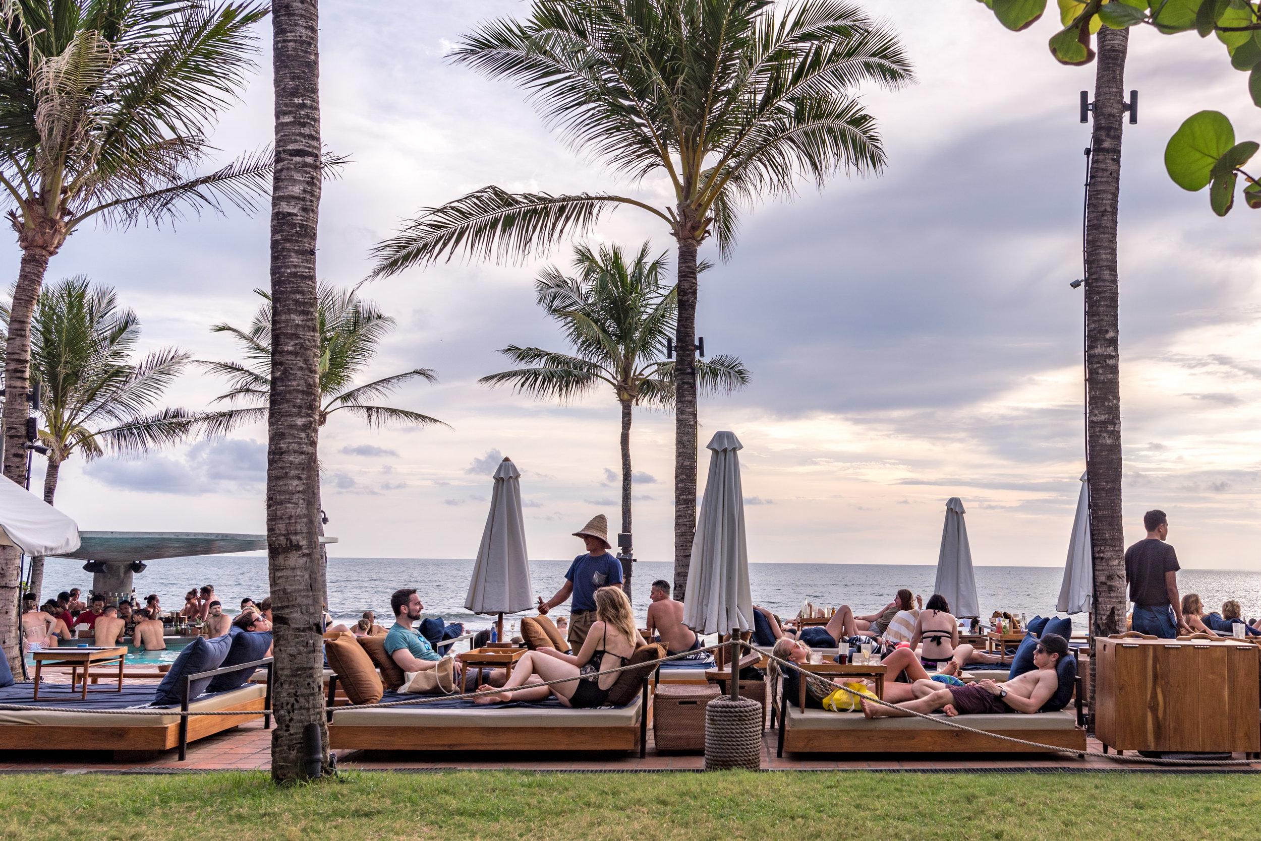 Day Beds  Potato Head Beach Club Bali