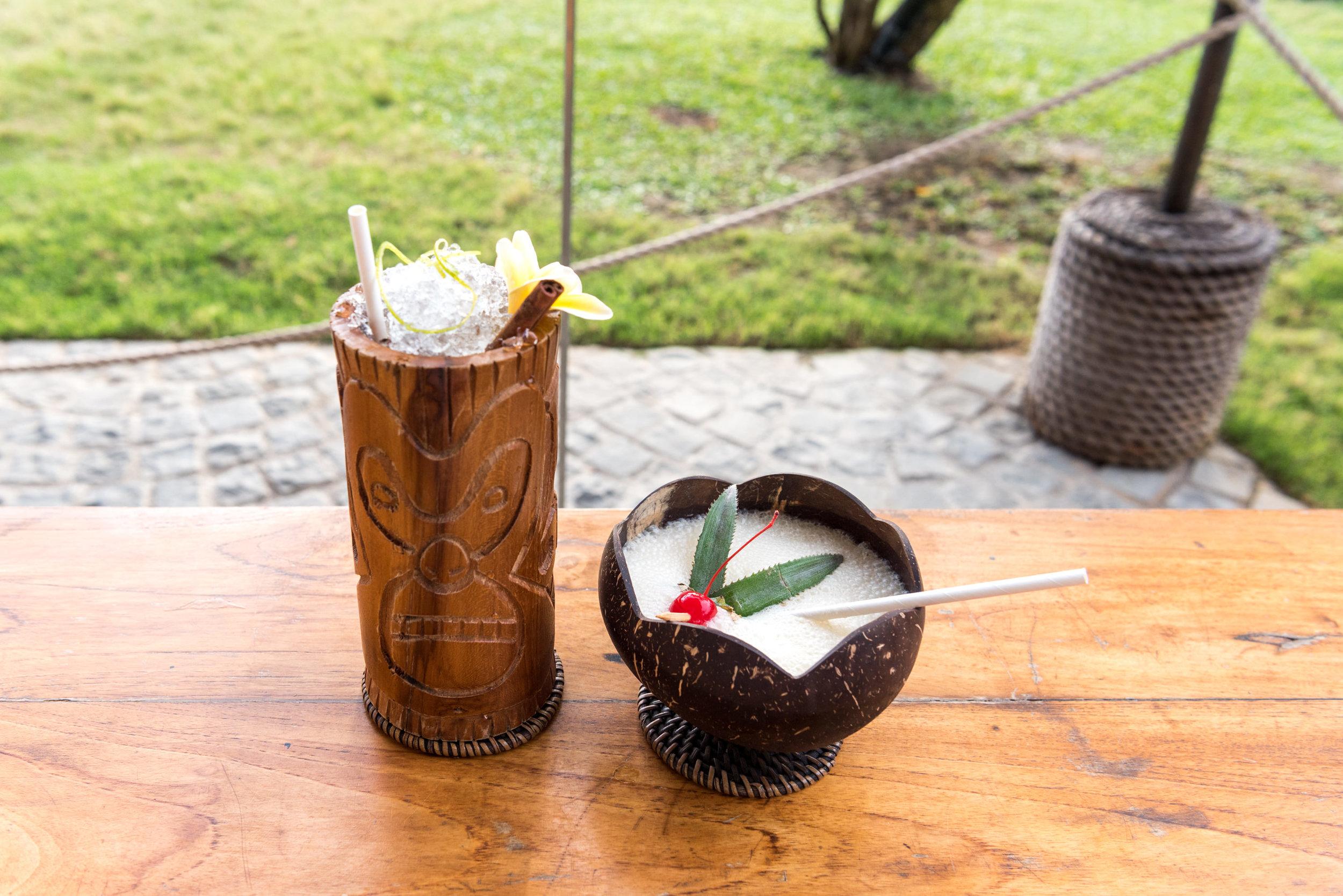 Cocktails  Potato Head Beach Club Bali