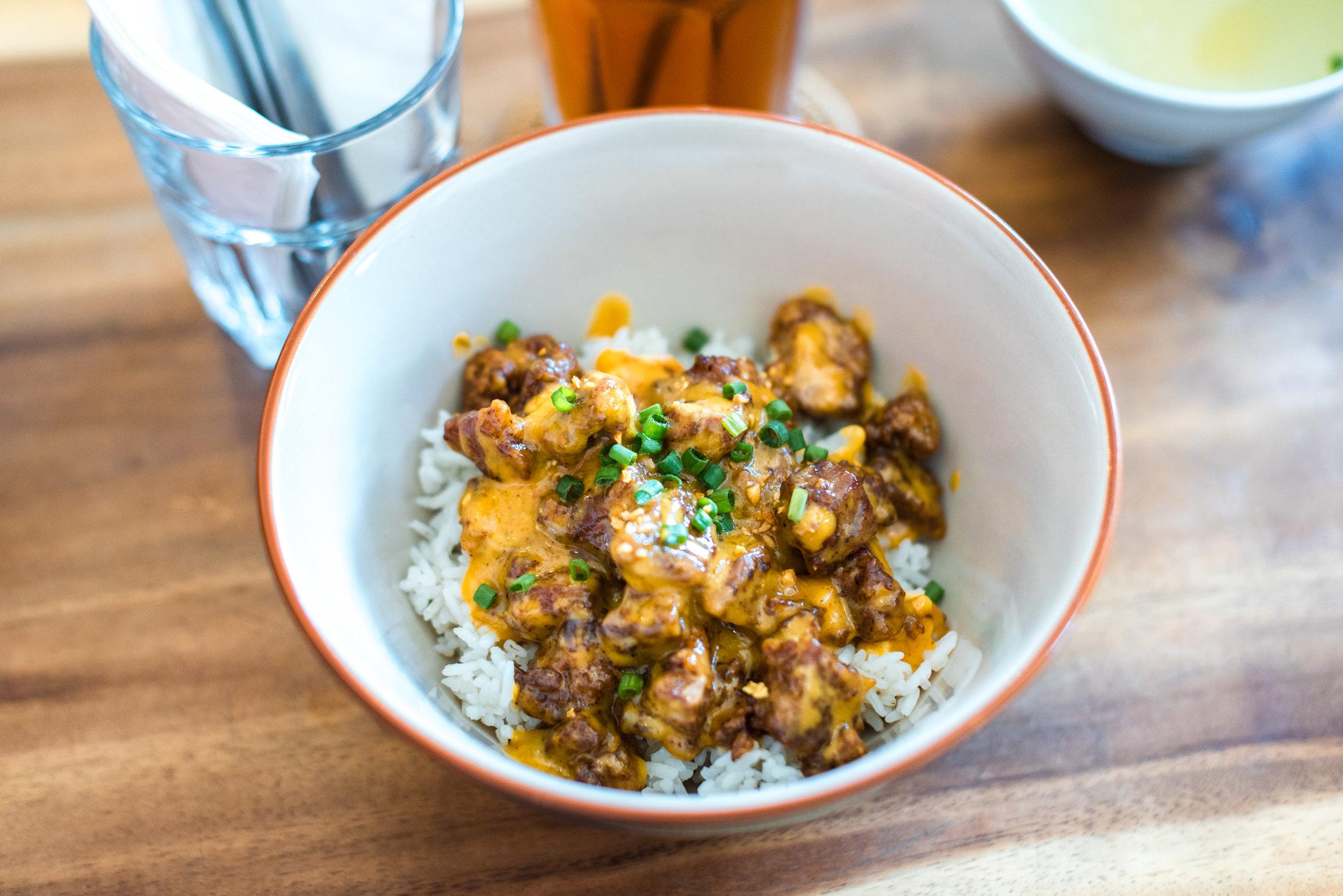 Umami Bowl  Tamade Cafeteria