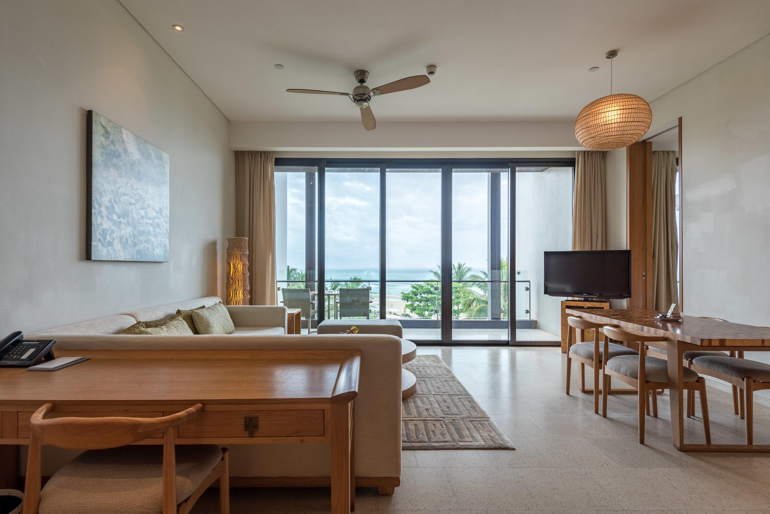 Living Room  Regency Suite - Hyatt Regency Danang Resort and Spa