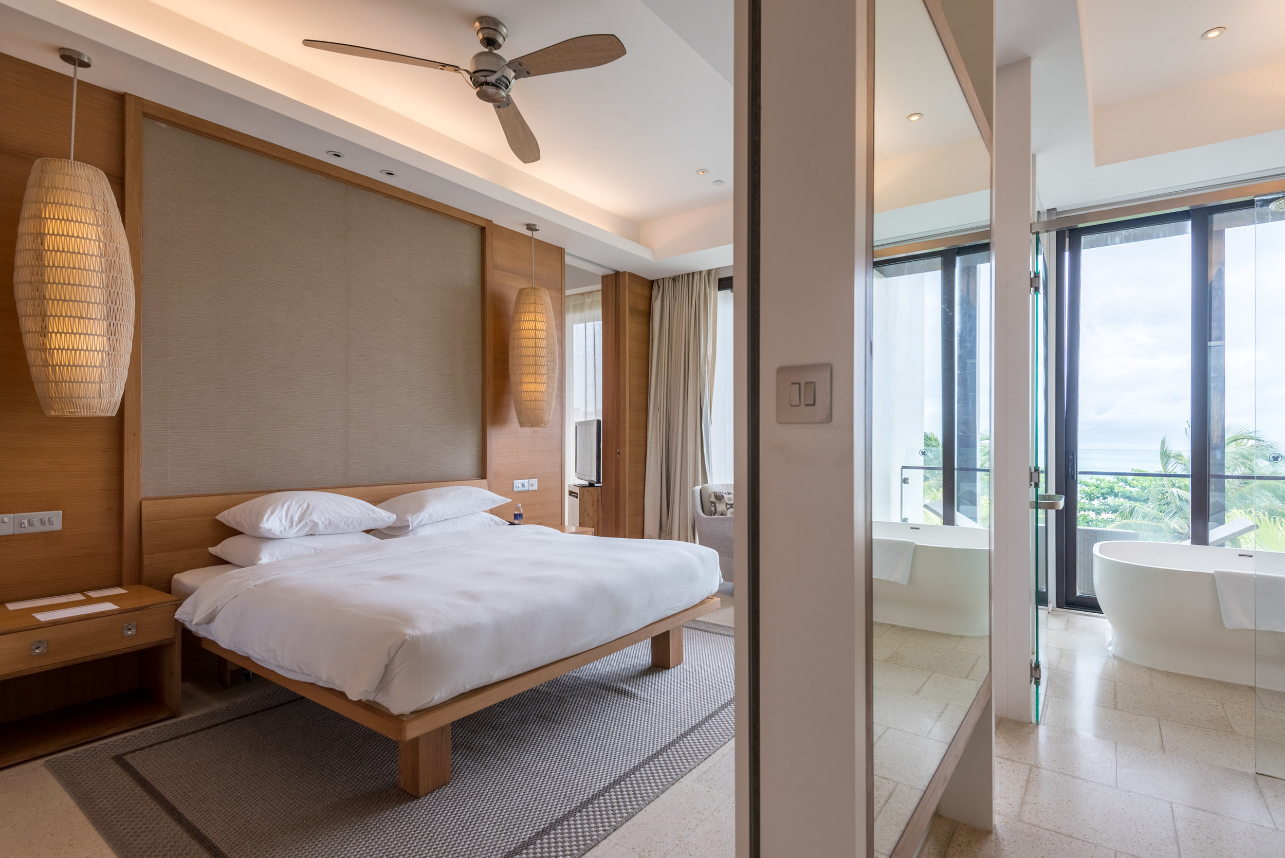 Bedroom  Regency Suite - Hyatt Regency Danang Resort and Spa