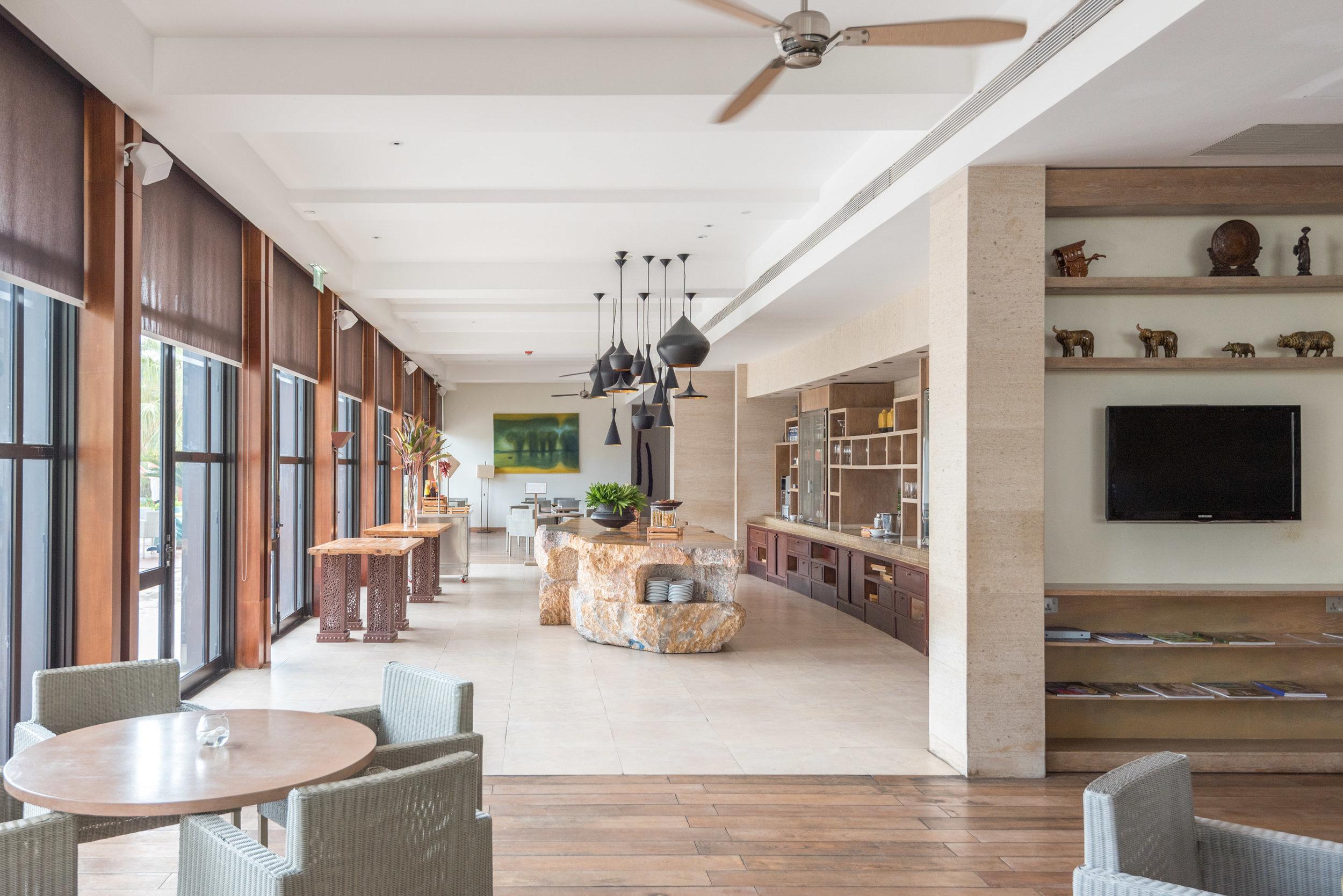 Indoor Seating Area  Regency Club - Hyatt Regency Danang Resort and Spa