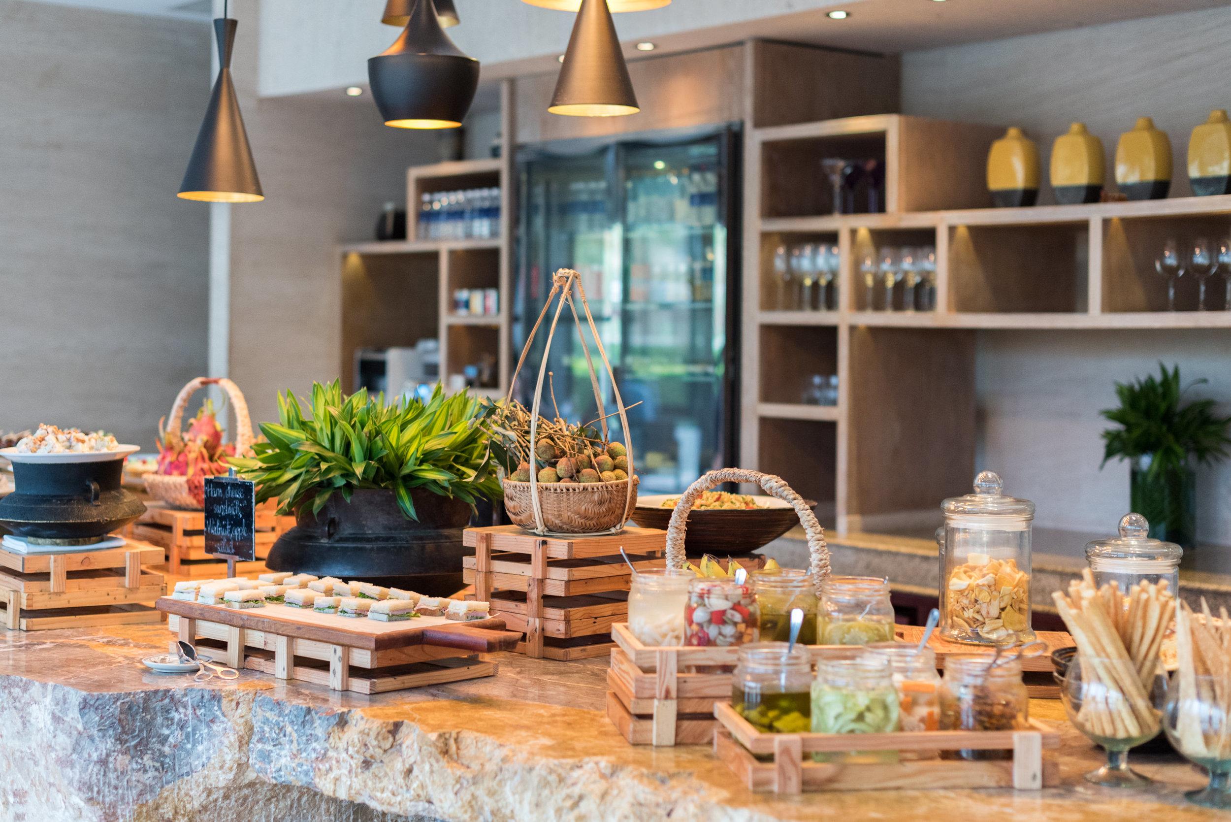 Food  Regency Club - Hyatt Regency Danang Resort and Spa