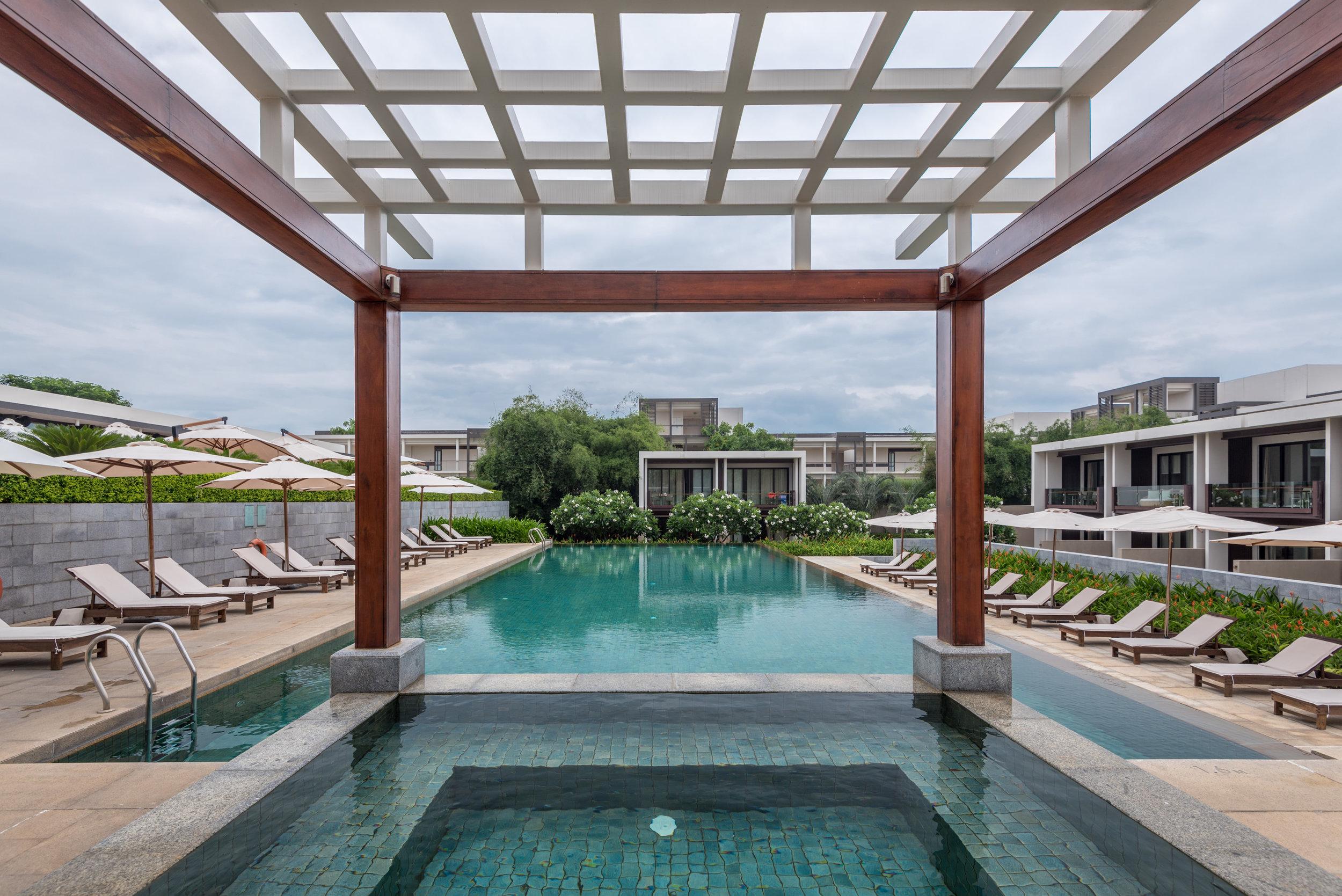 Private Pool  Regency Club - Hyatt Regency Danang Resort and Spa