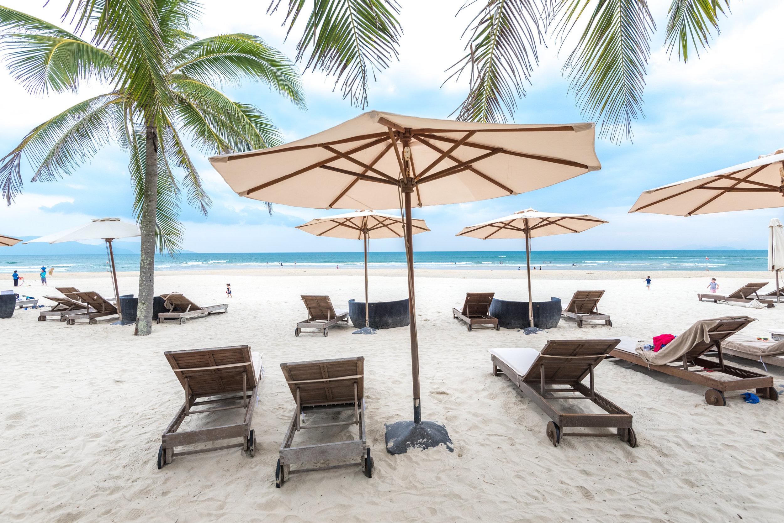 Non Nuoc Beach  Hyatt Regency Danang Resort and Spa