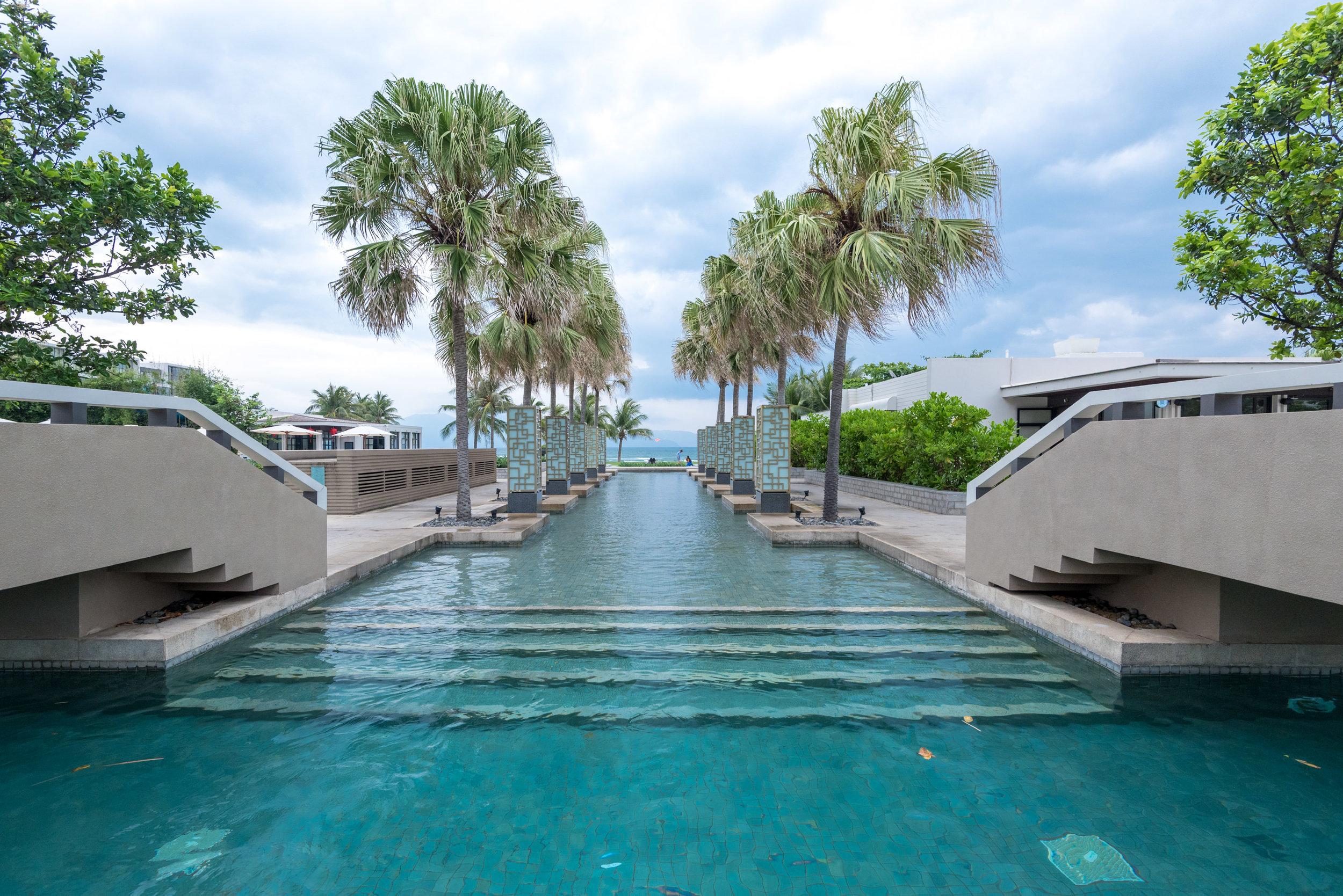 Swimming Pool  Hyatt Regency Danang Resort and Spa