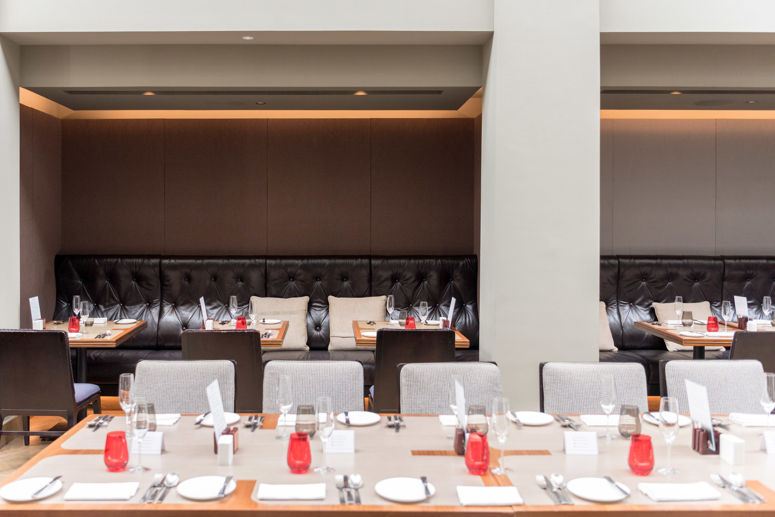 Restaurant Interiors  Ash & Elm - InterContinental Singapore