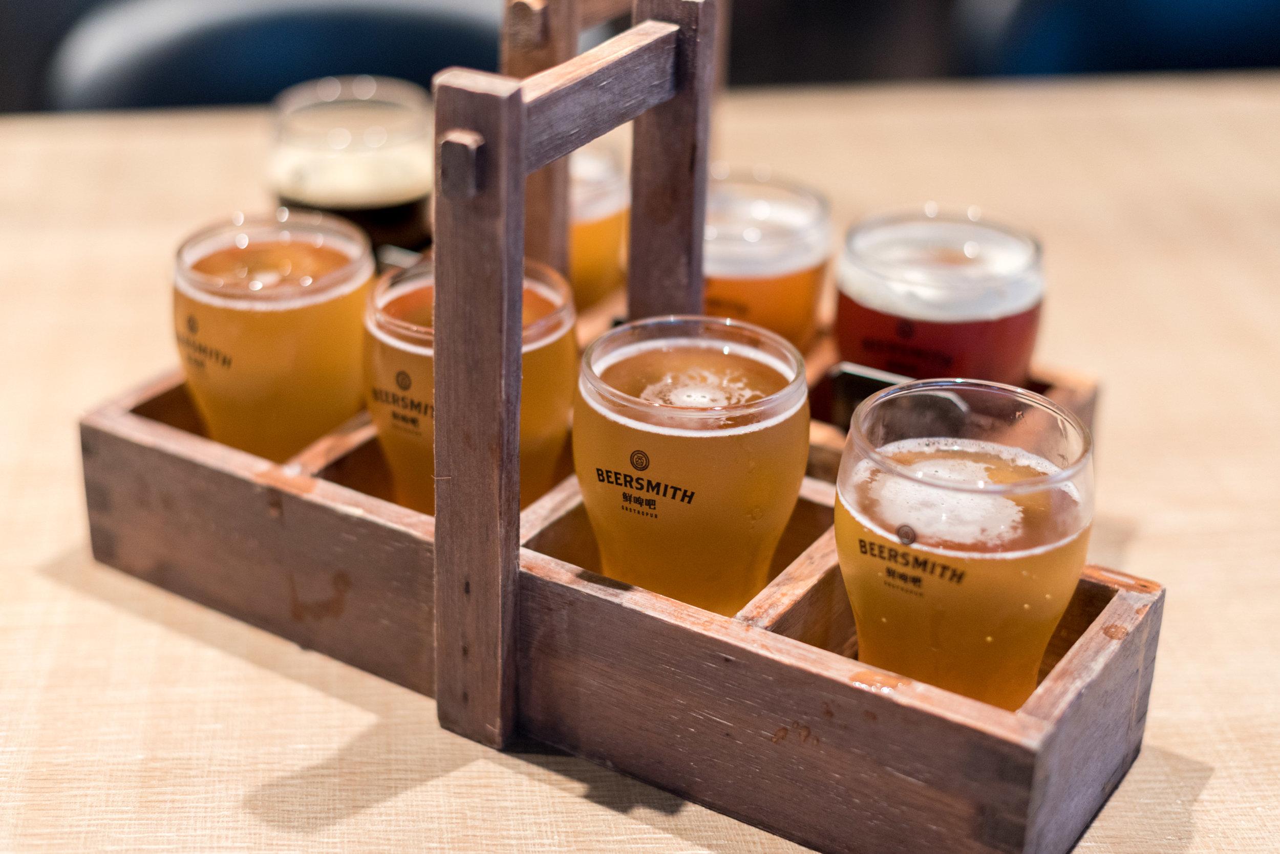 Beer Brewery in Hotel  Beersmith Gastropub (鲜啤吧) - Hotel Jen Beijing