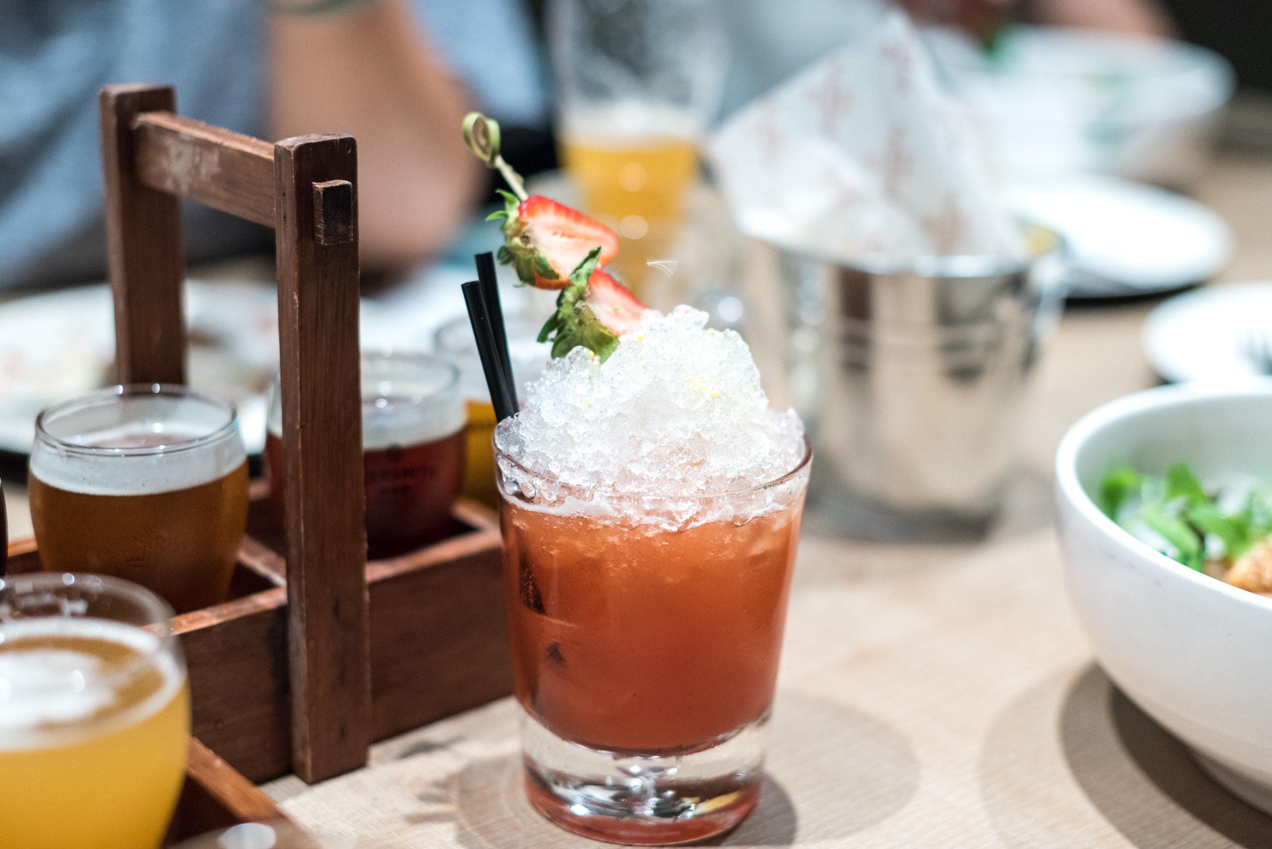 Beersmith Gastropub  Hotel Jen Beijing