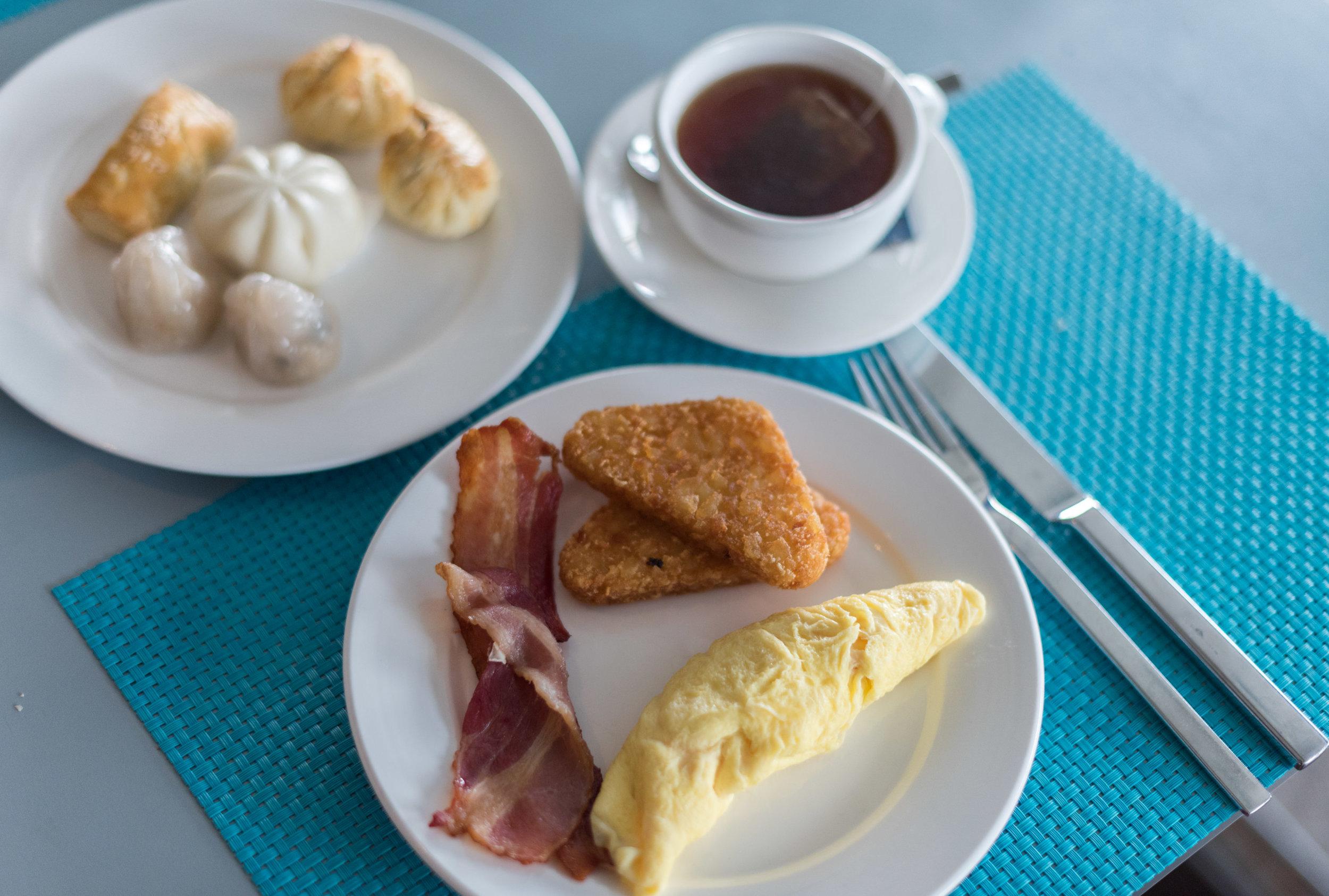 Buffet Breakfast  Latitude - ONE°15 Marina Club