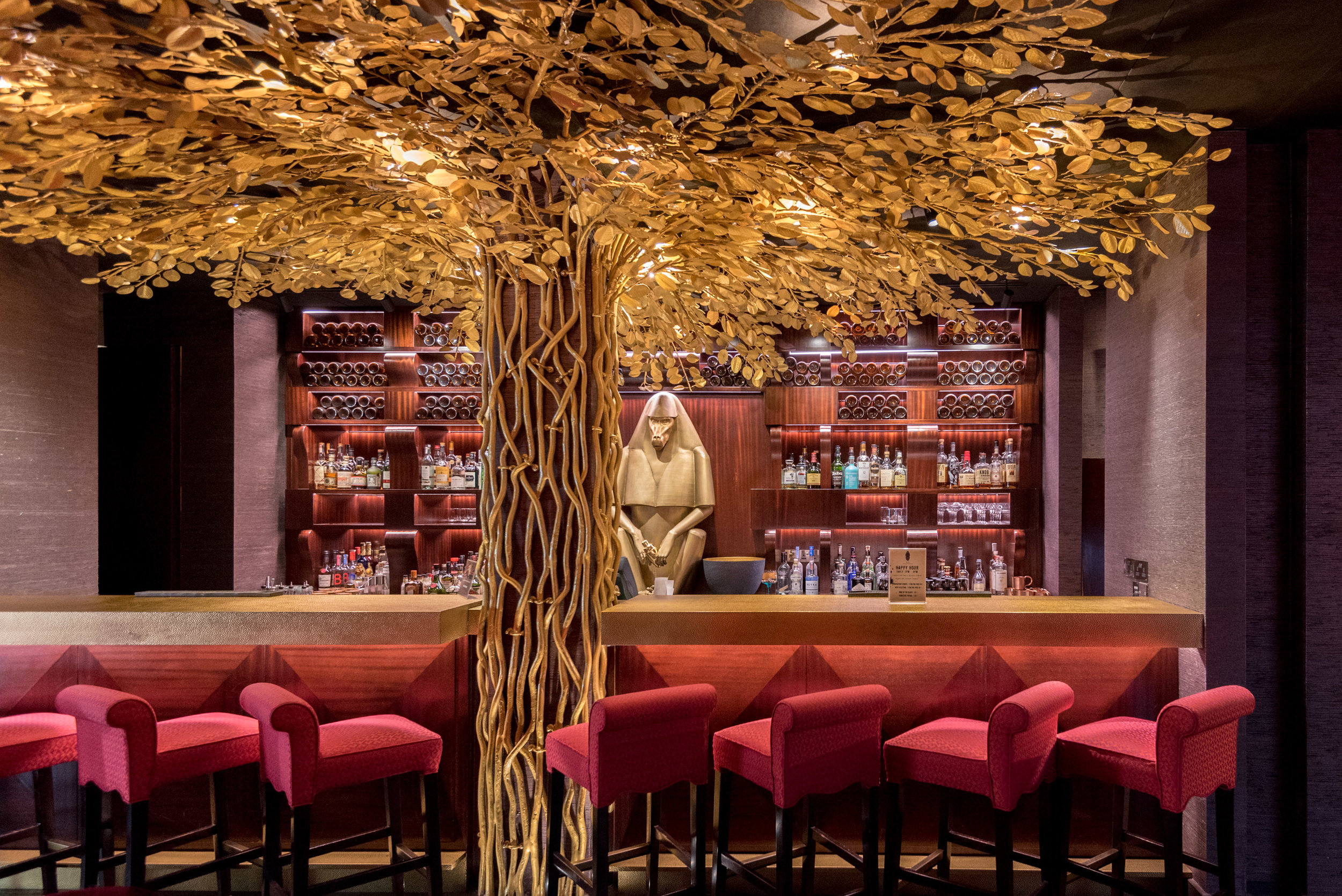 Brass Monkey  Bar Vagabond - The Vagabond Club, A Tribute Portfolio Hotel, Singapore