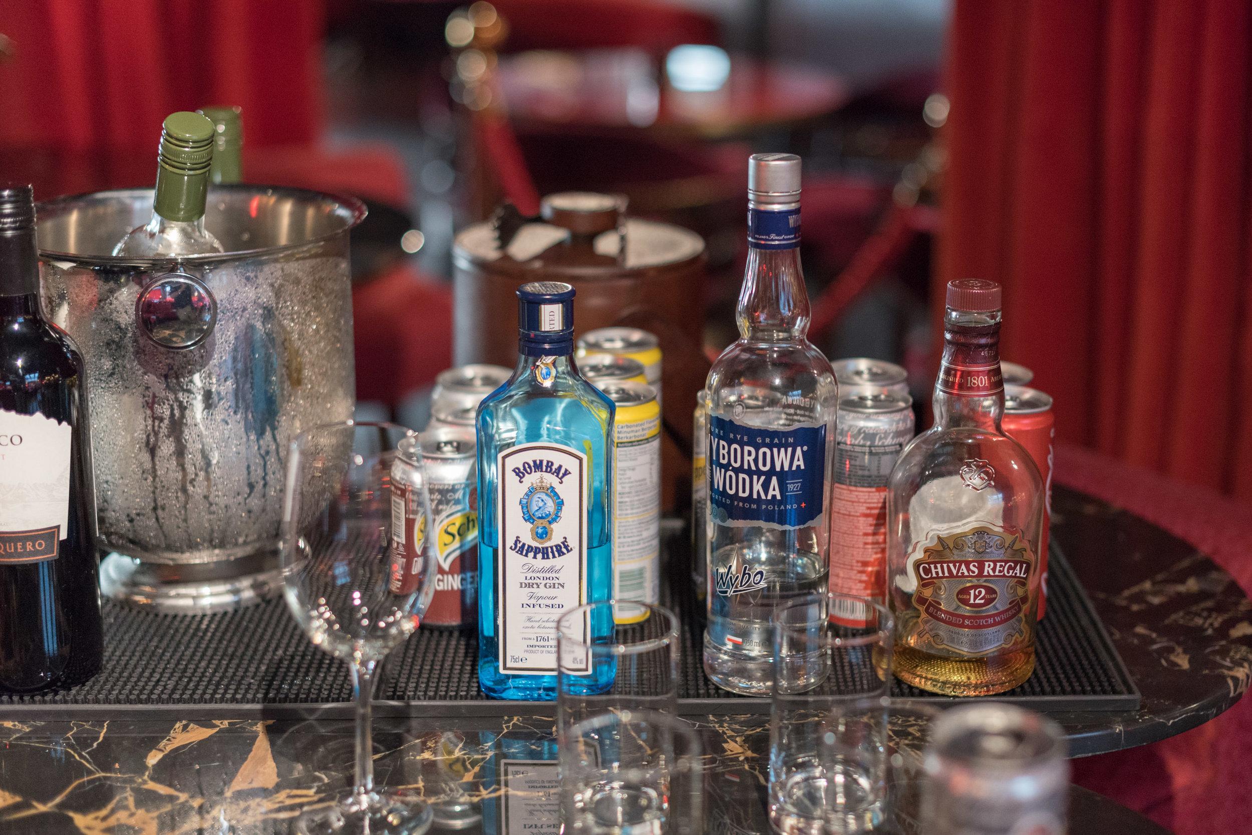 Evening Cocktails and Canapés  Vagabond Executive Club Lounge - The Vagabond Club, A Tribute Portfolio Hotel, Singapore