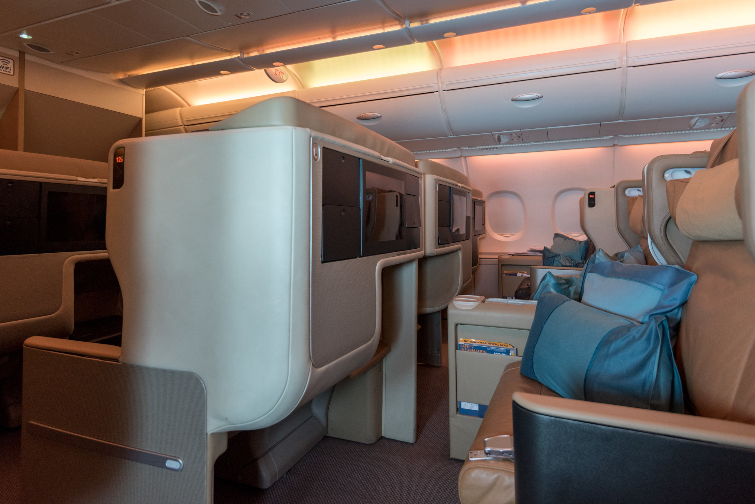 A380 Business Class (Old)