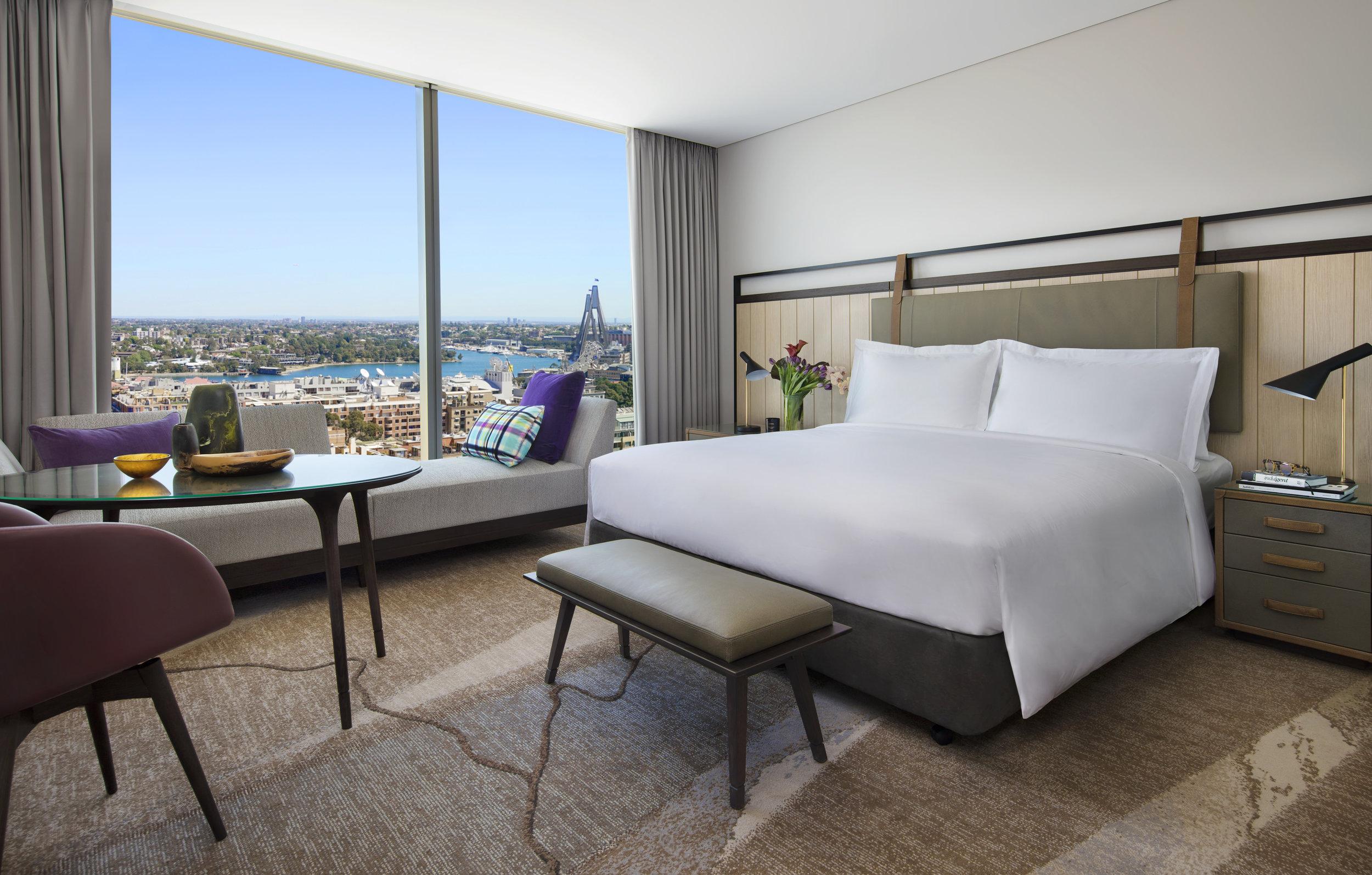Superior Suite | Photo Credit: Sofitel Sydney Darling Harbour