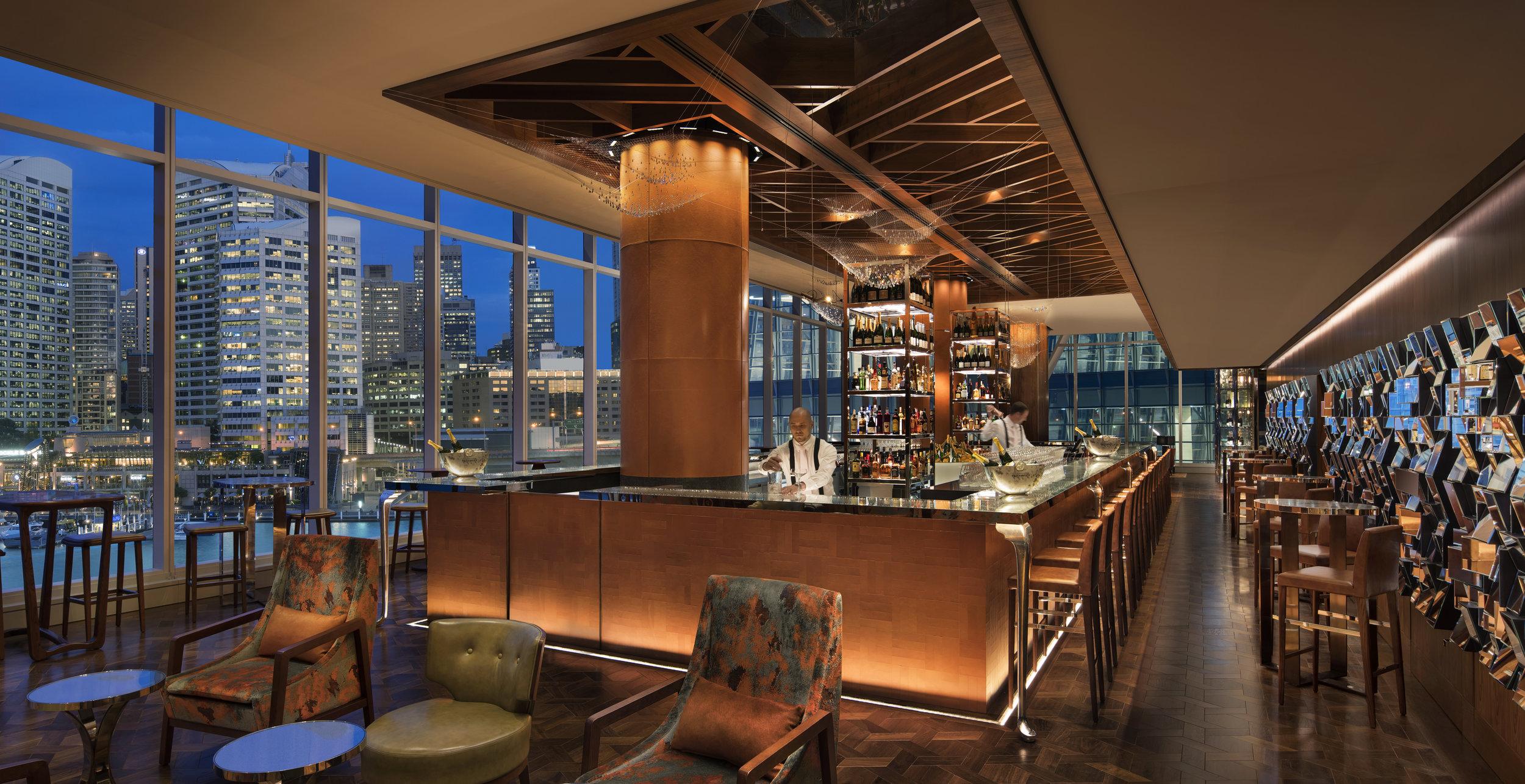 Champagne Bar | Photo Credit: Sofitel Sydney Darling Harbour