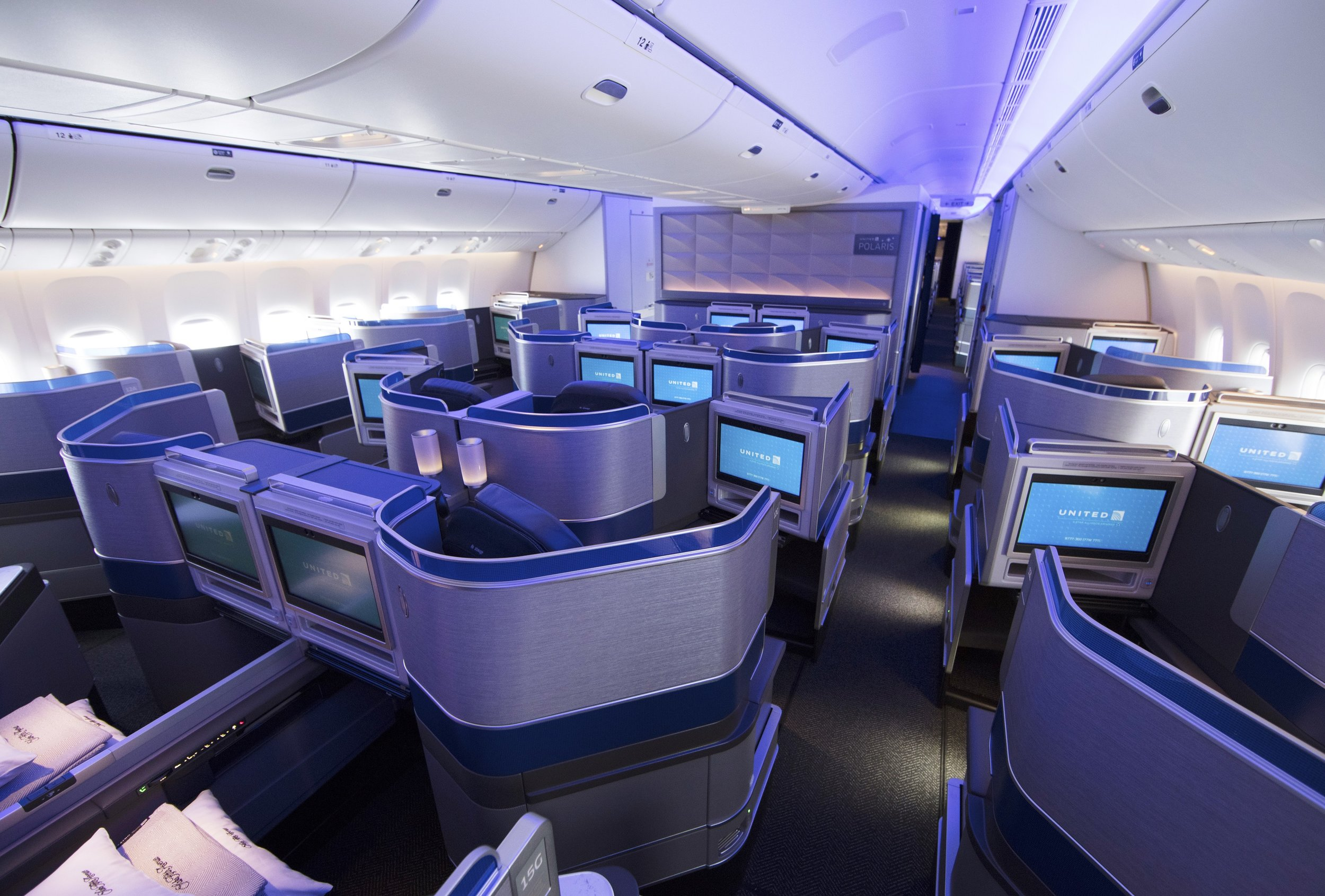 Polaris | Photo Credit: United Airlines