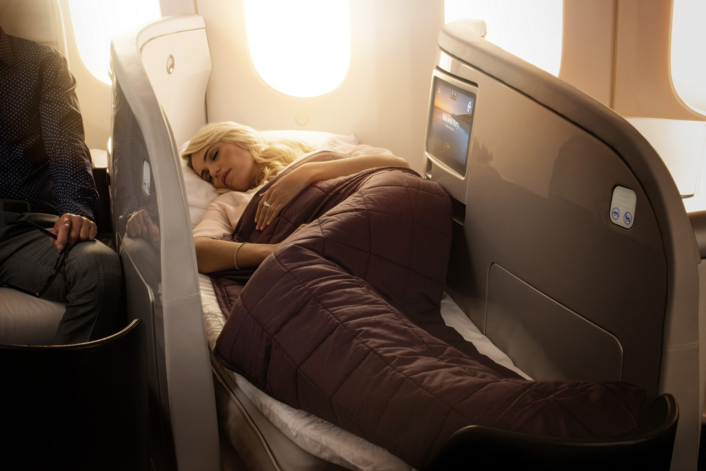 Business Premier | Photo Credit: Air New Zealand
